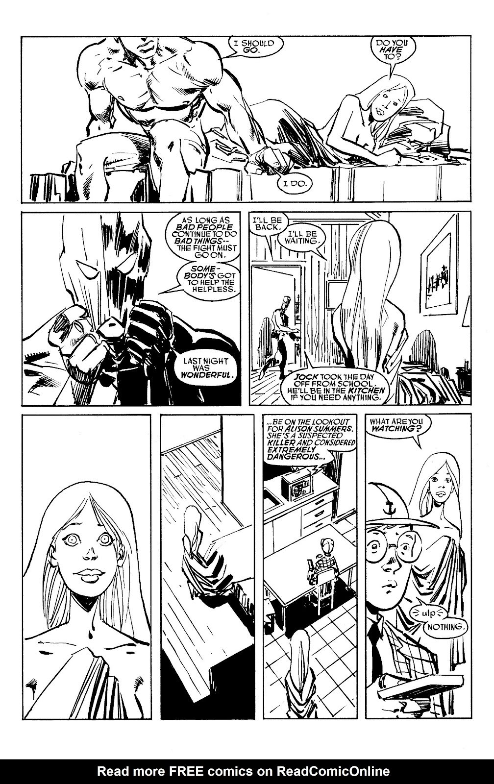 Read online Savage Dragon Archives comic -  Issue # TPB 6 (Part 6) - 6