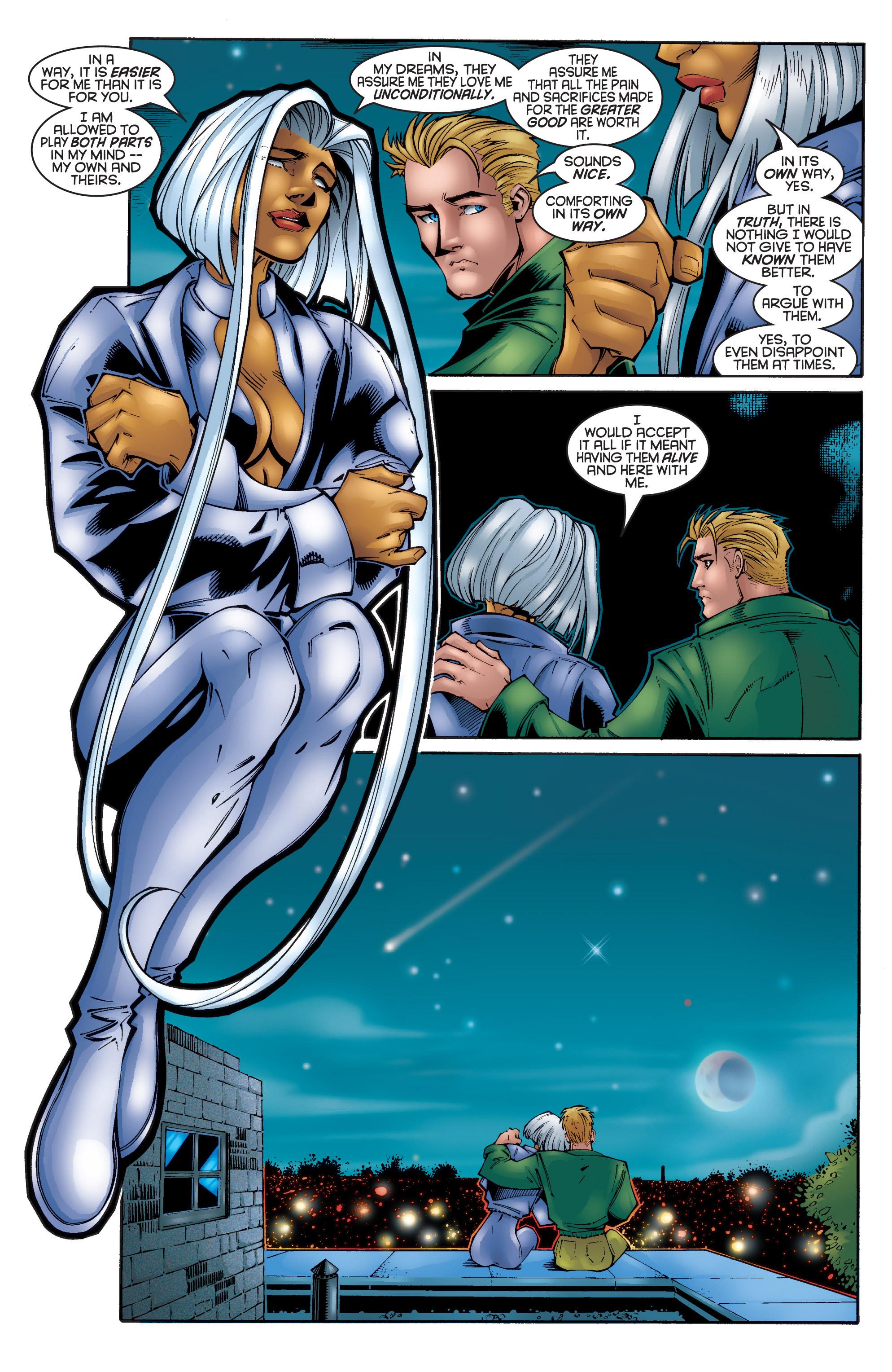 Read online Uncanny X-Men (1963) comic -  Issue #340 - 20