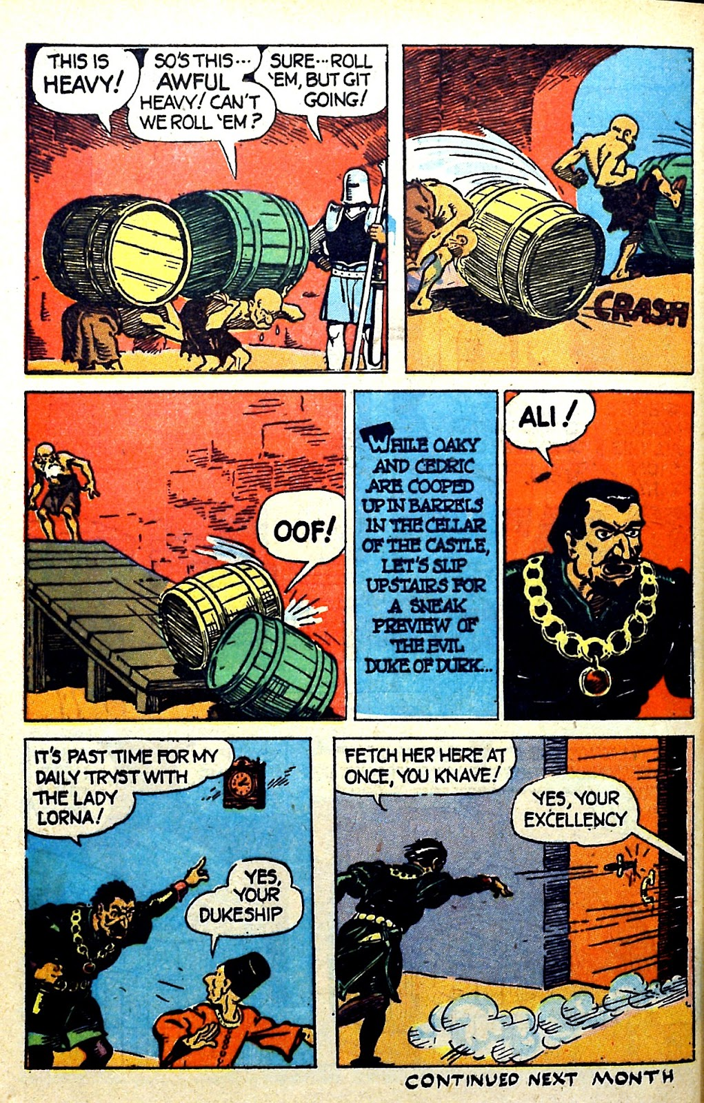 Read online Famous Funnies comic -  Issue #141 - 48