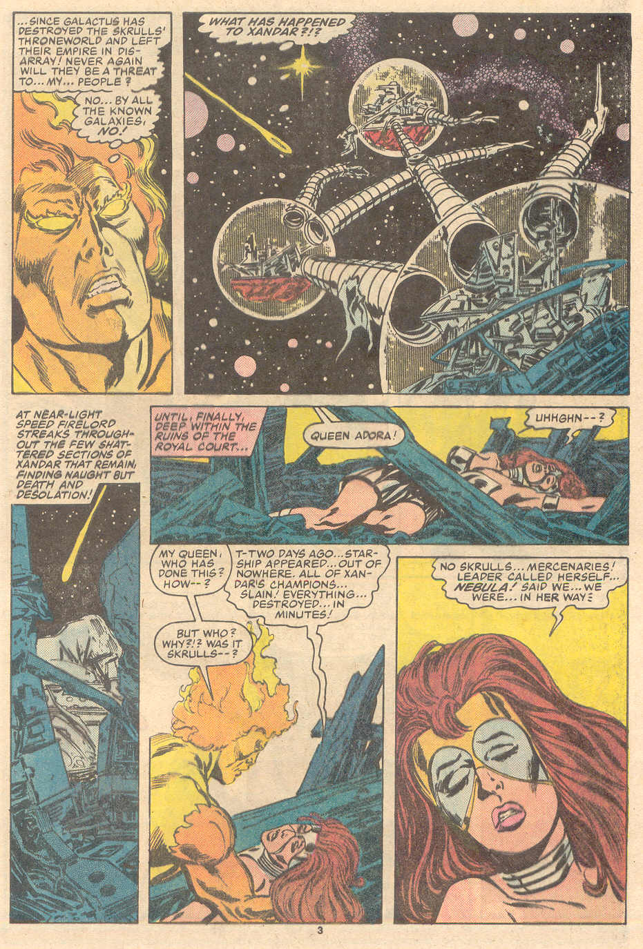 The Avengers (1963) 260 Page 3