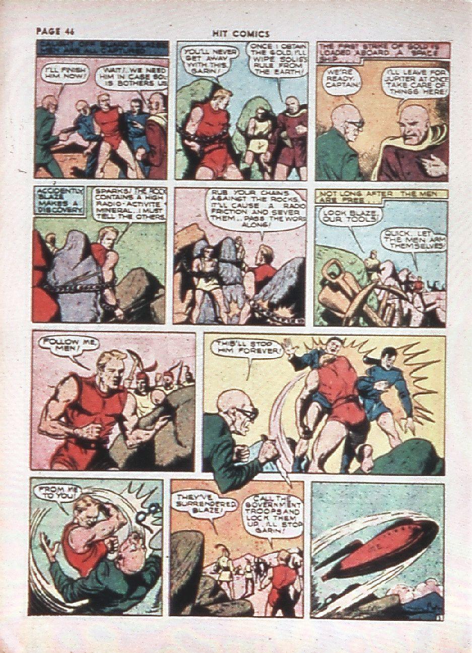 Read online Hit Comics comic -  Issue #10 - 48
