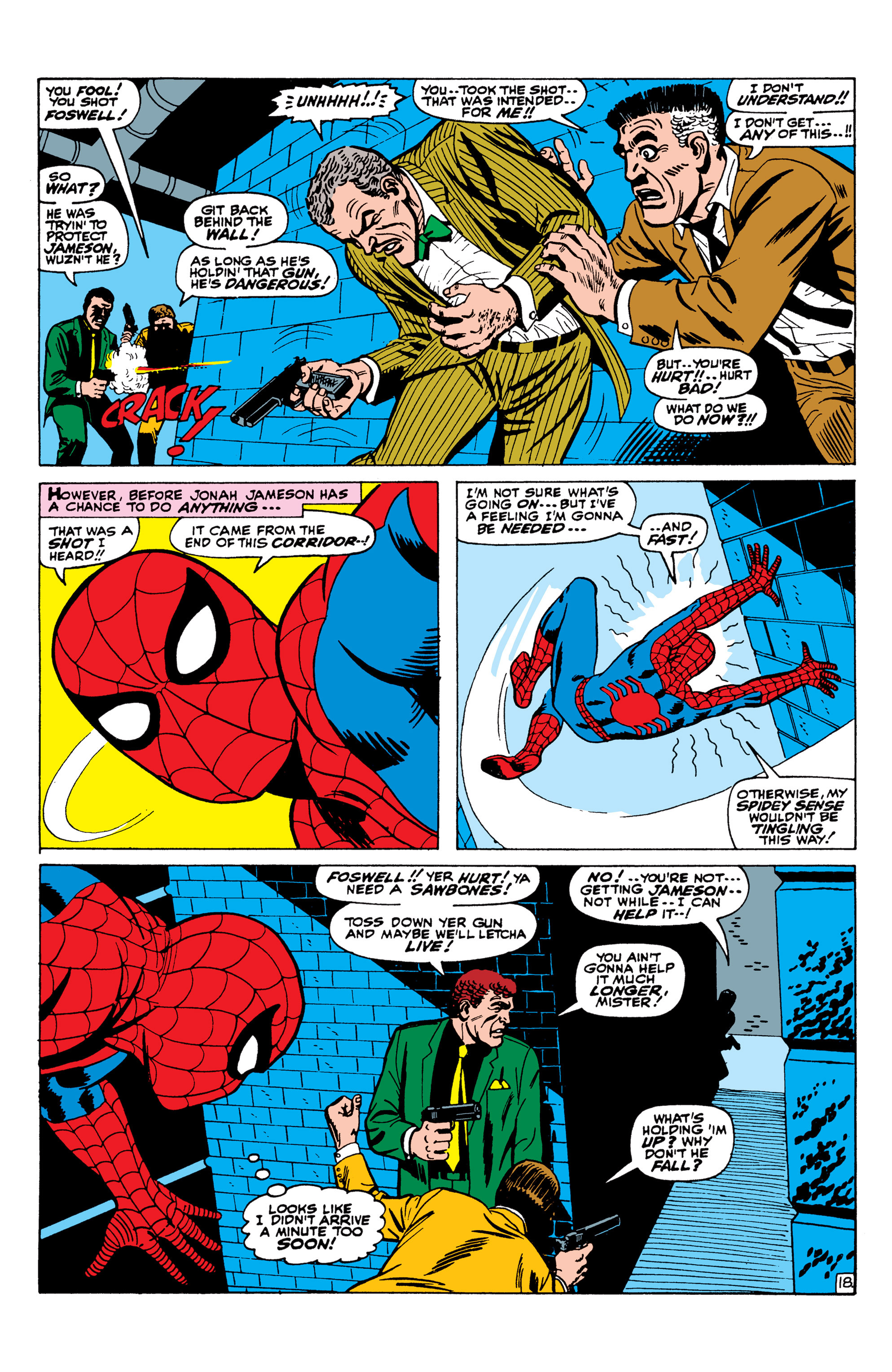 The Amazing Spider-Man (1963) 52 Page 18