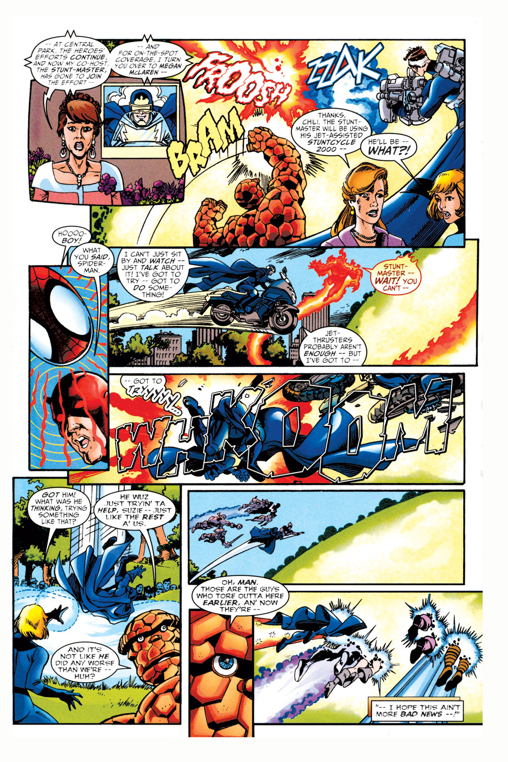 Read online Avengers (1998) comic -  Issue #11 - 12