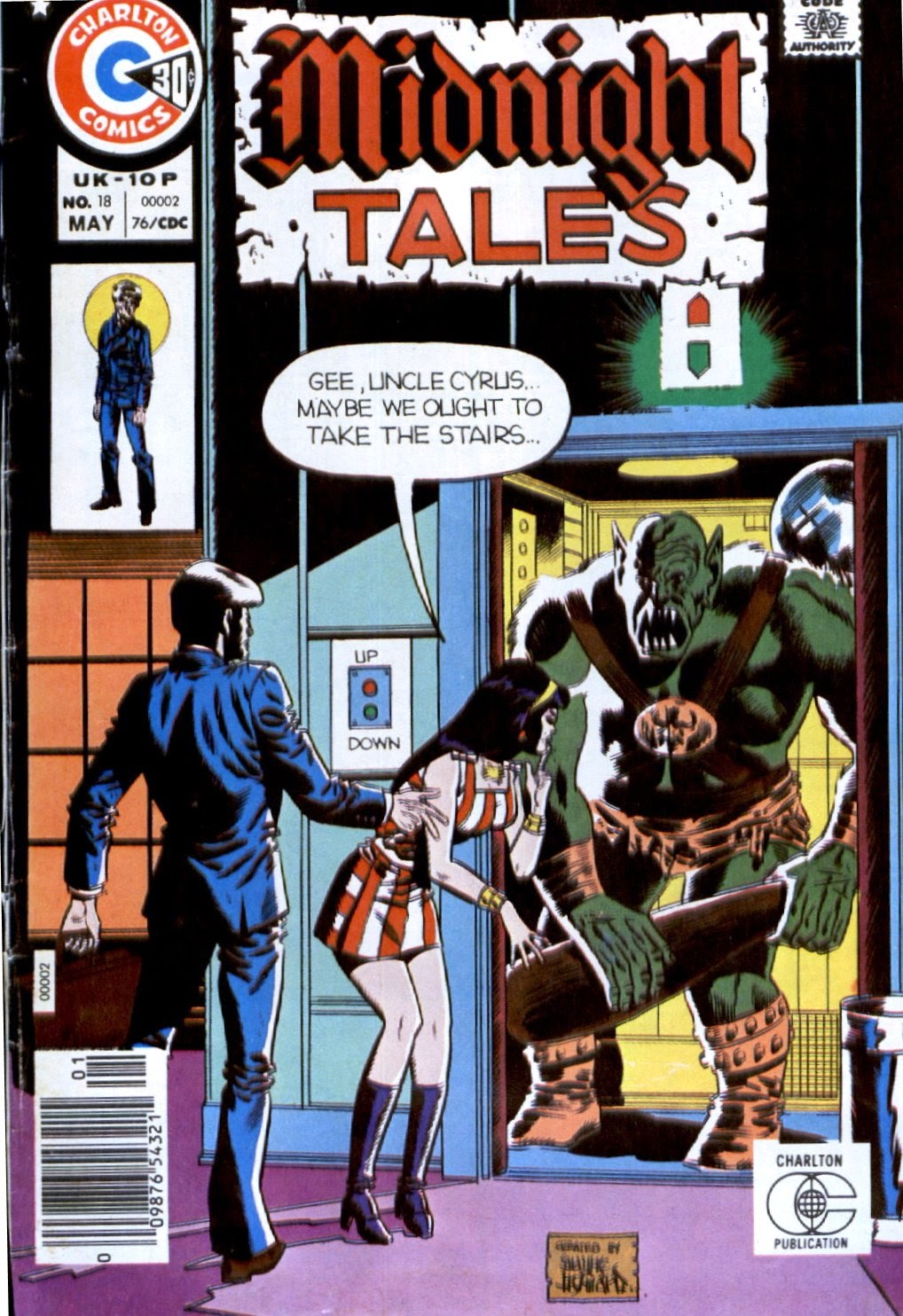 Midnight Tales issue 18 - Page 1