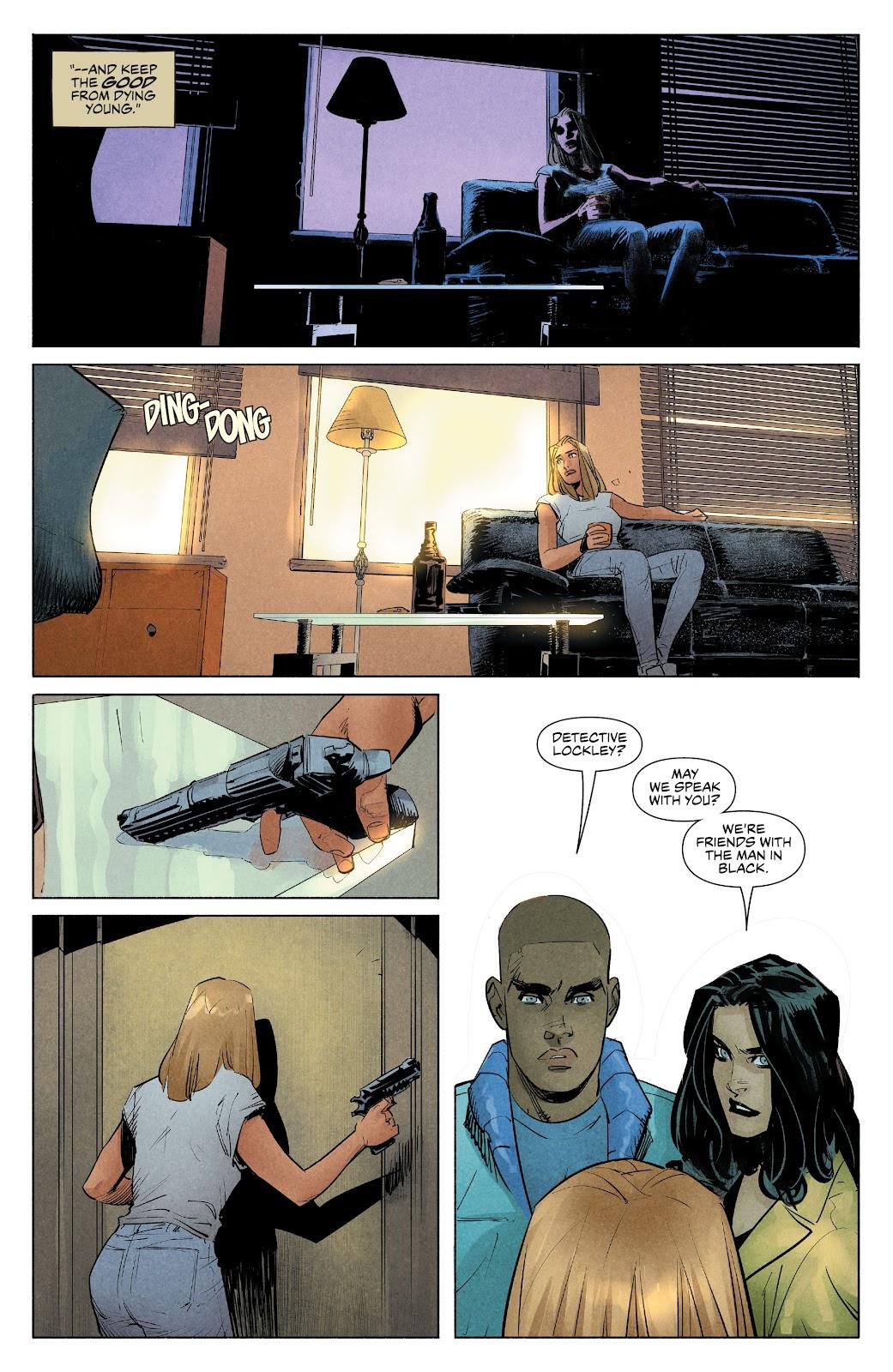 Read online Angel   Spike comic -  Issue #10 - 19