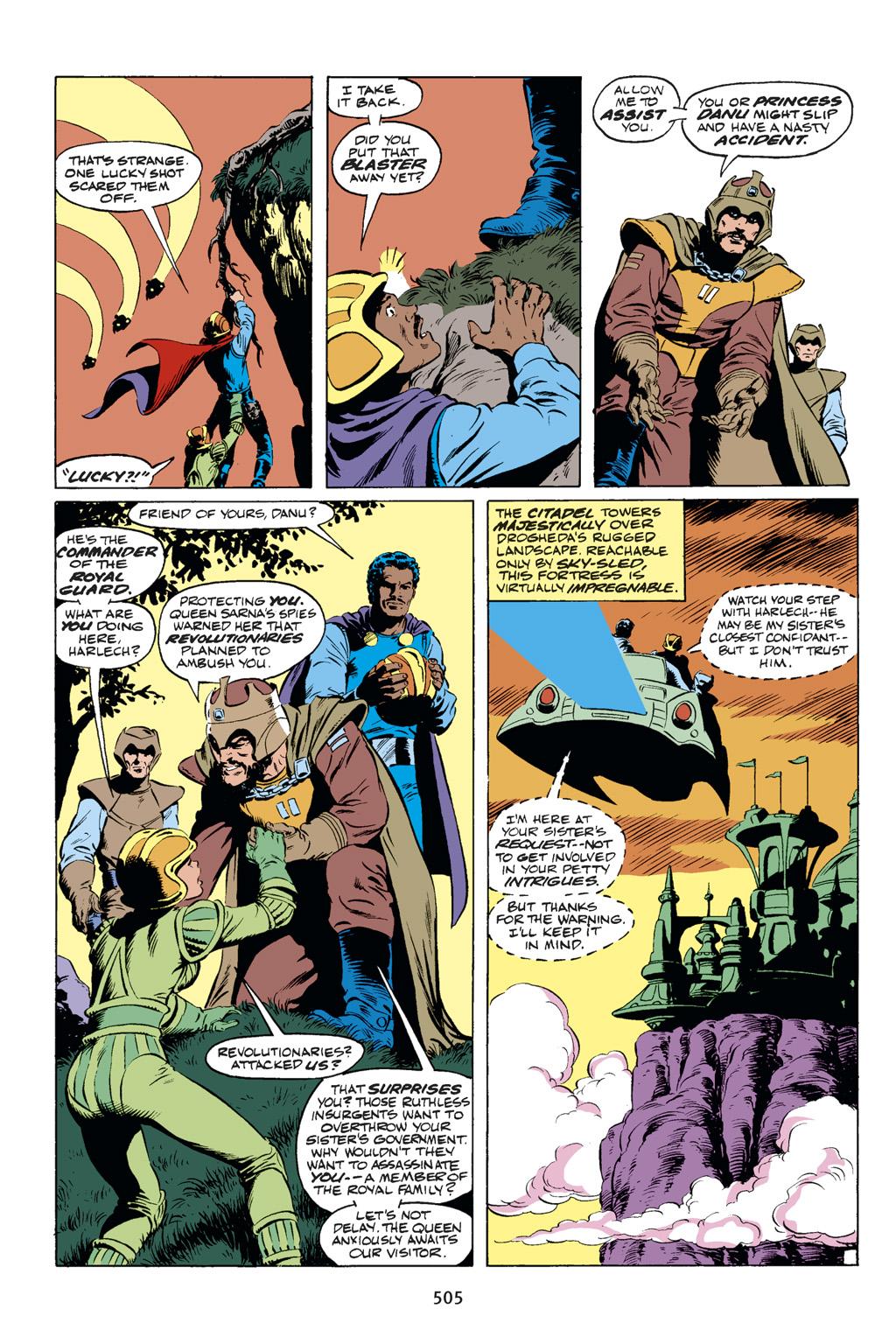 Read online Star Wars Omnibus comic -  Issue # Vol. 18.5 - 220