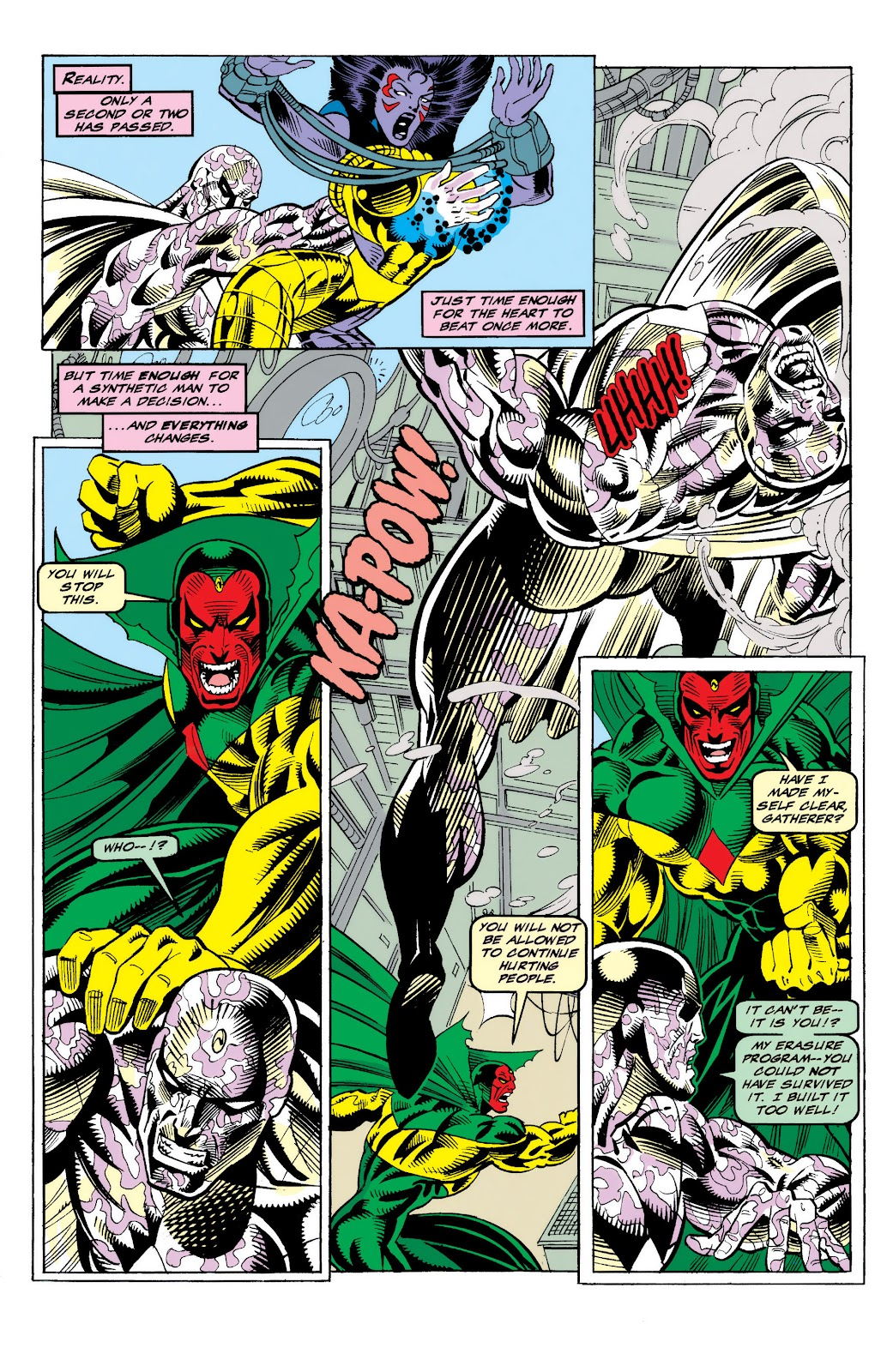 Read online The Vision comic -  Issue #4 - 13