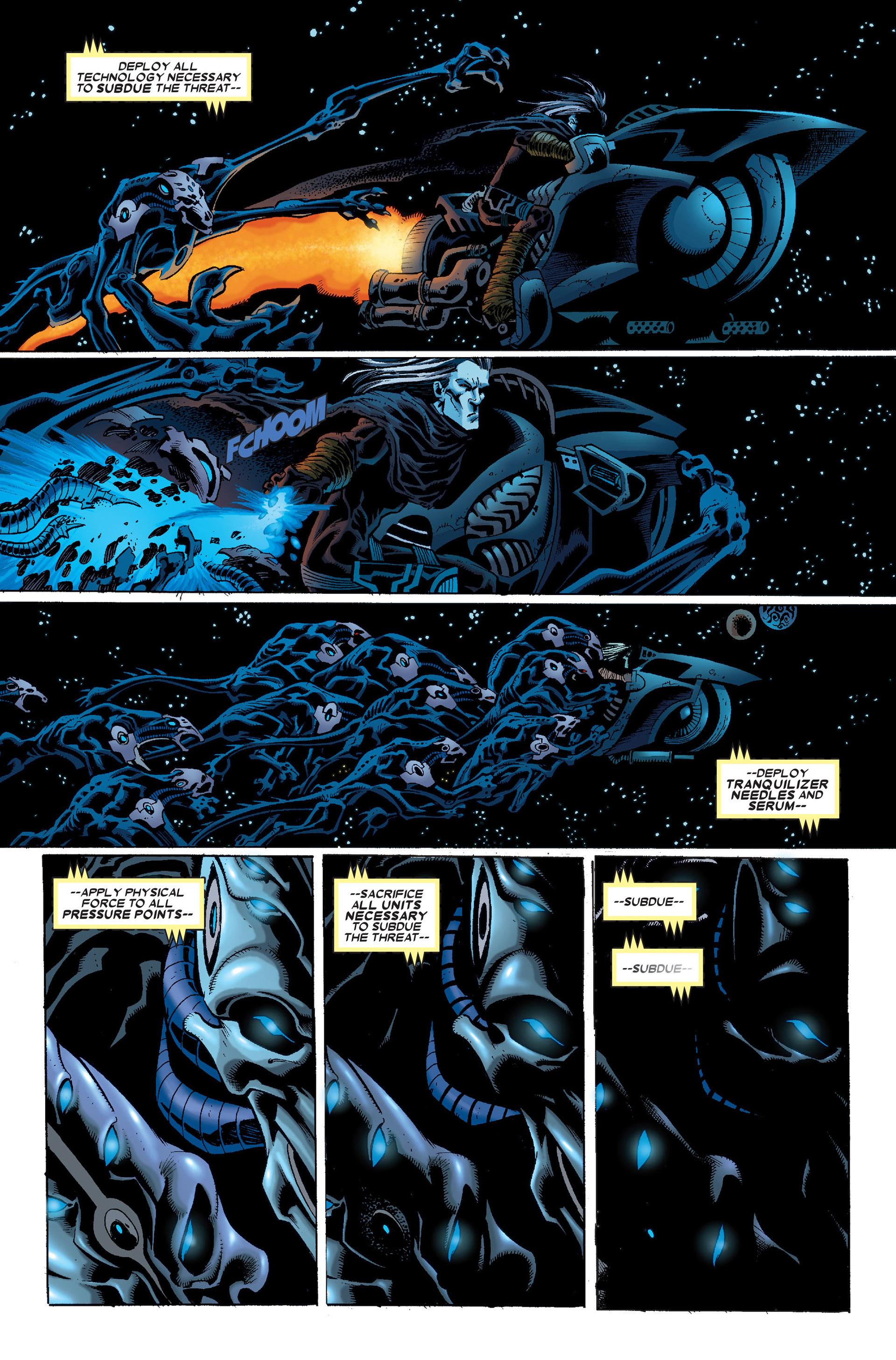 Read online Annihilation: Conquest - Wraith comic -  Issue #1 - 23