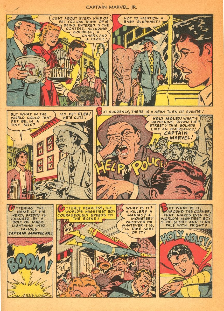 Captain Marvel, Jr. issue 84 - Page 20