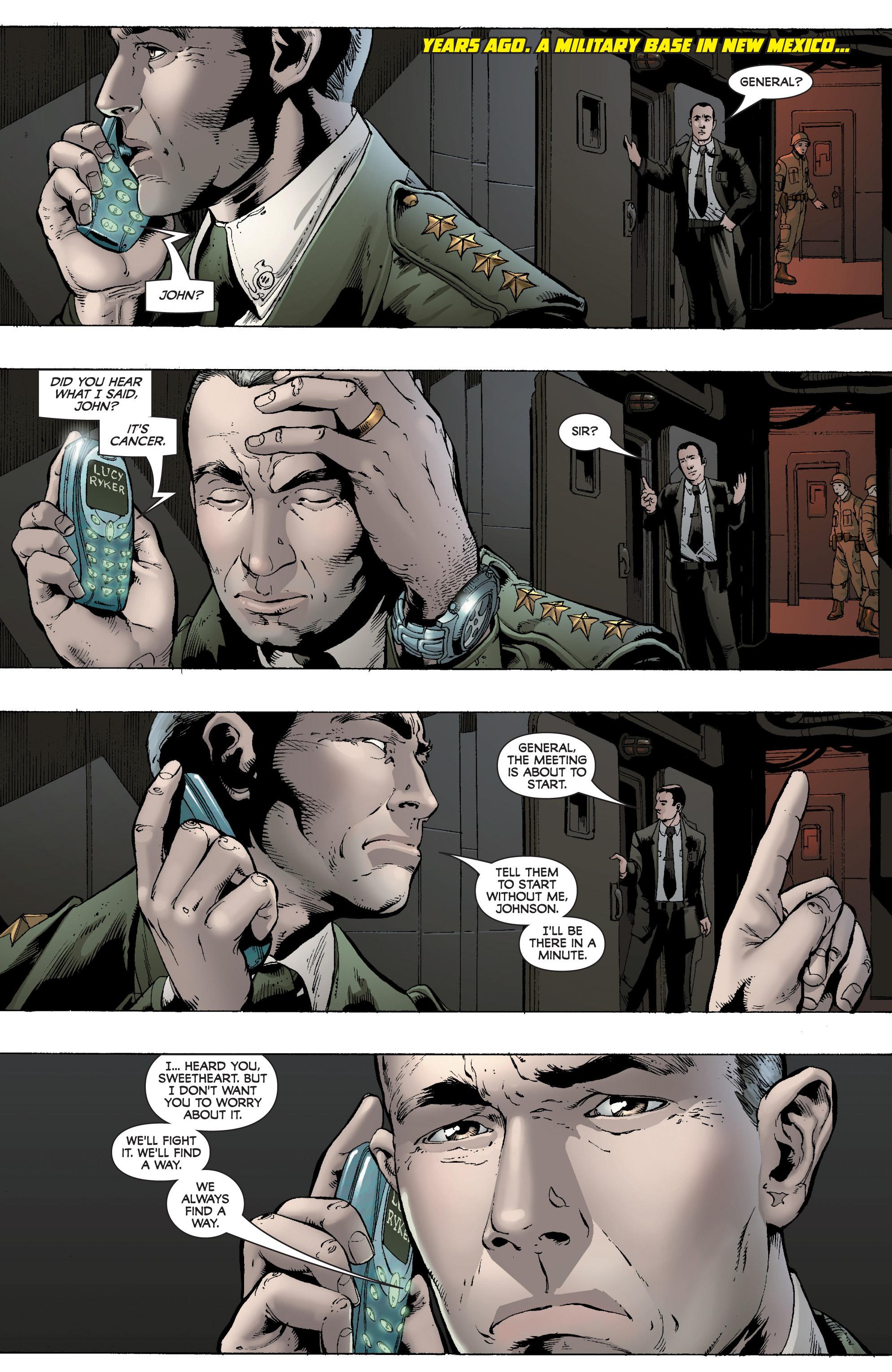 Read online World War Hulk: Gamma Corps comic -  Issue #1 - 3