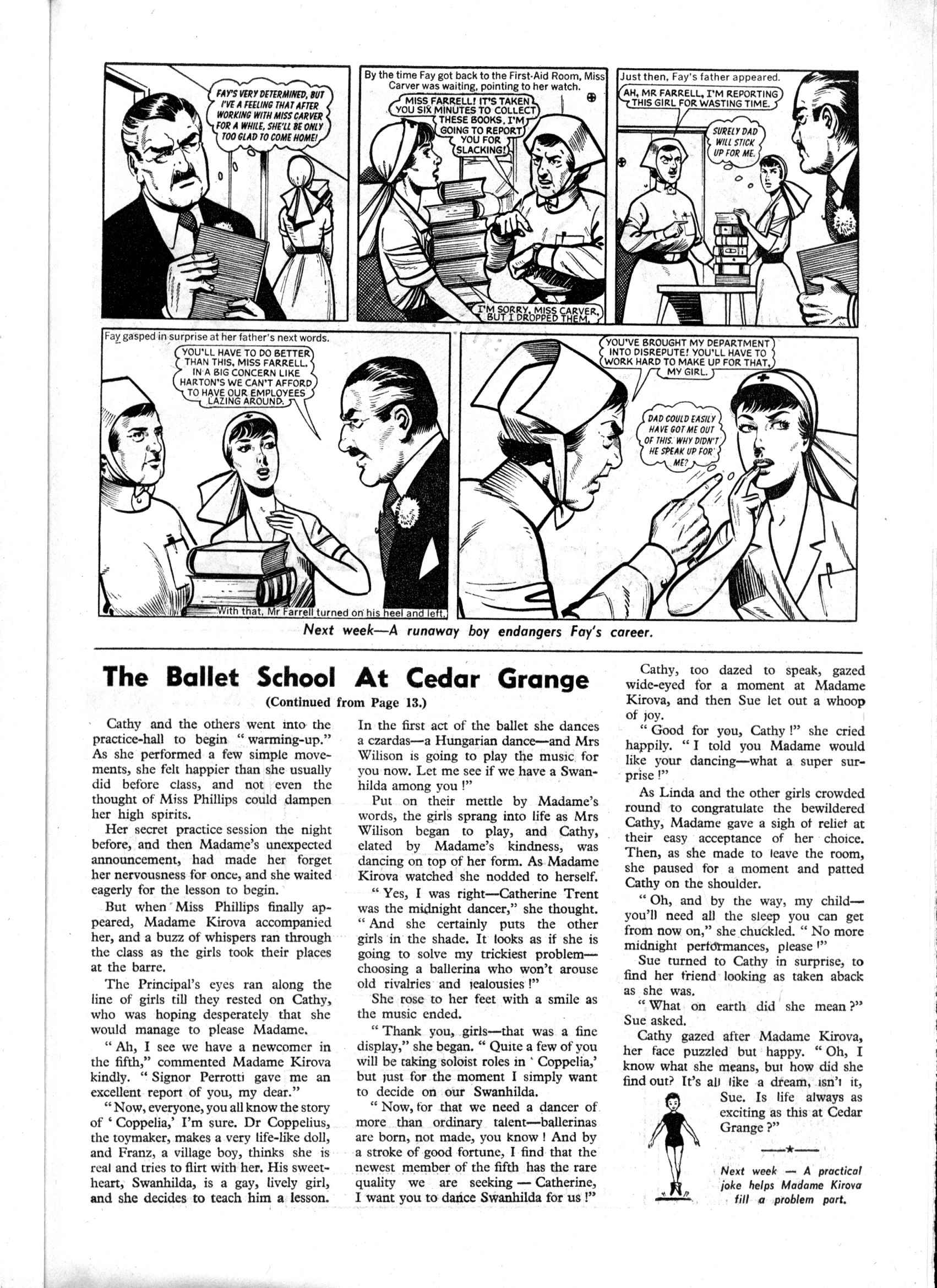 Read online Judy comic -  Issue #166 - 21