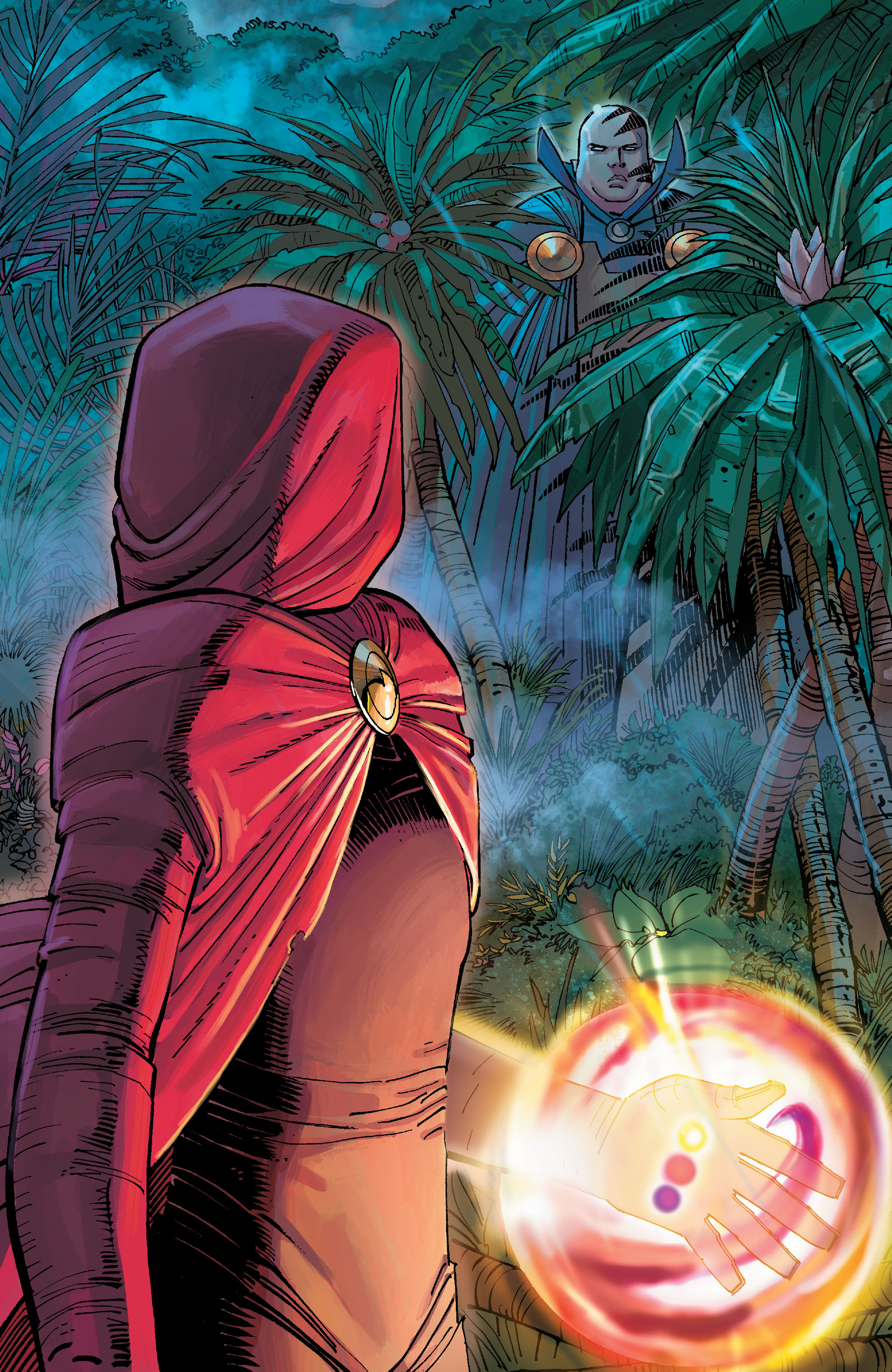 Read online Avengers (2010) comic -  Issue #11 - 7