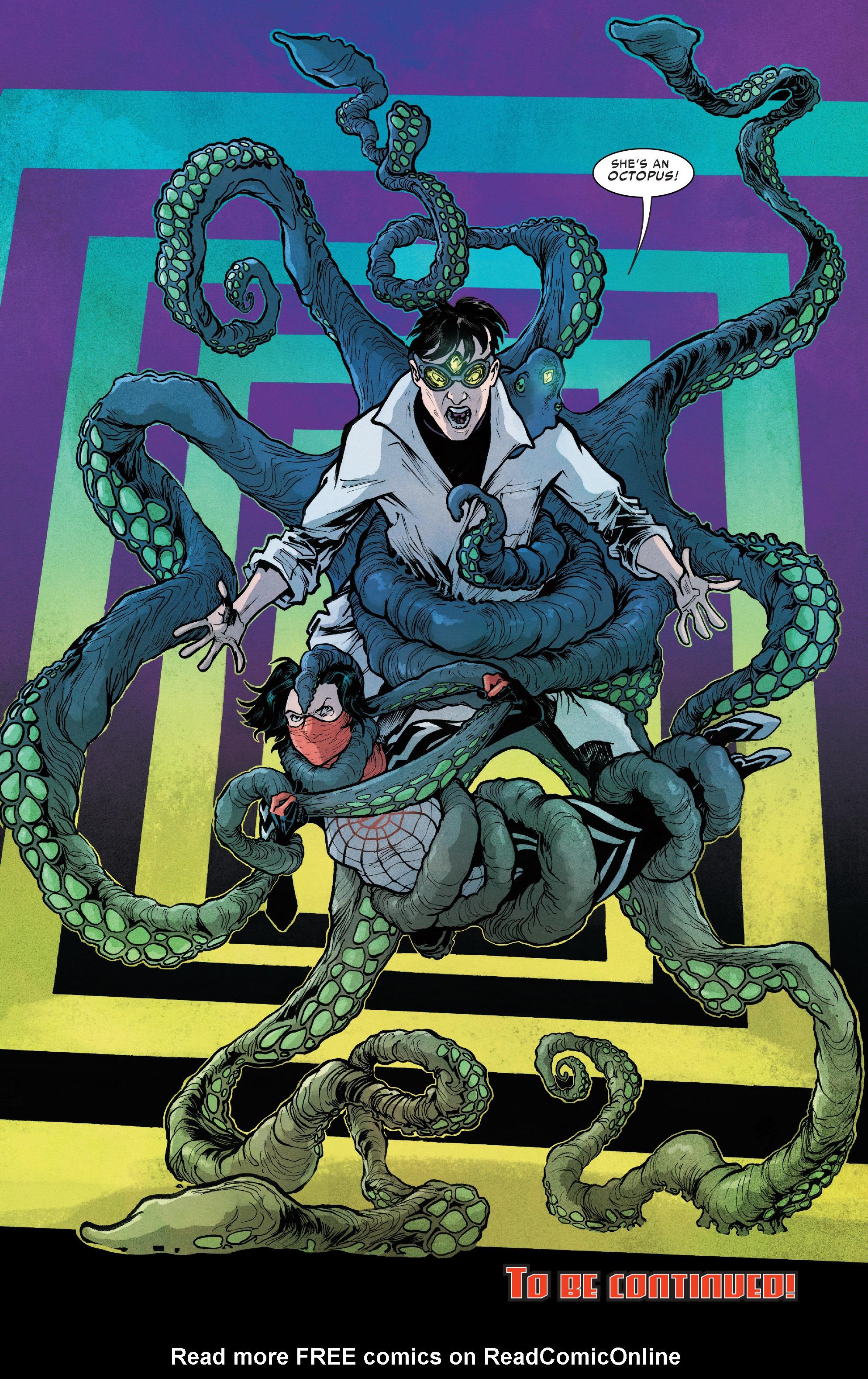 Read online Silk (2016) comic -  Issue #7 - 24