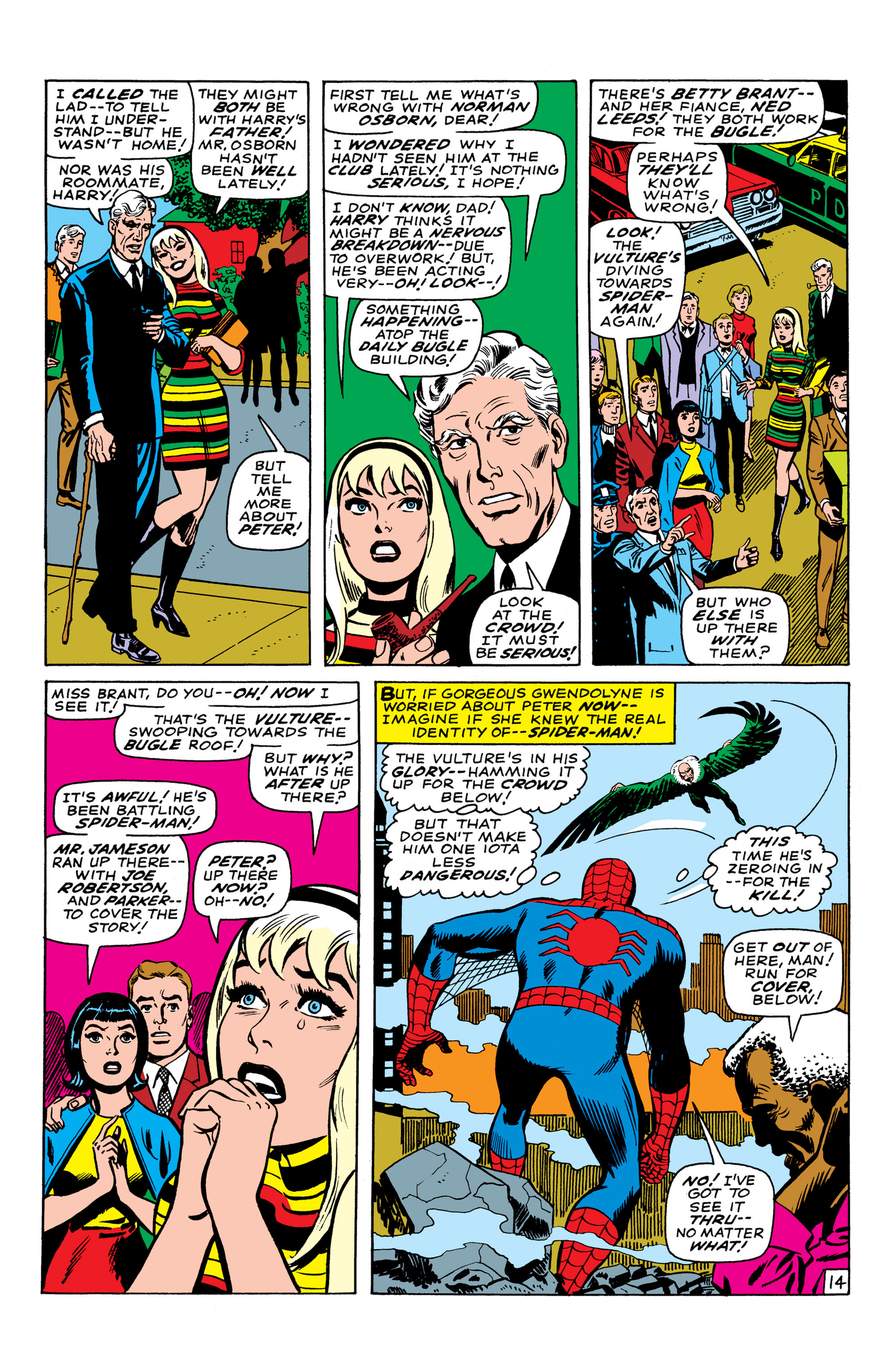 The Amazing Spider-Man (1963) 64 Page 14