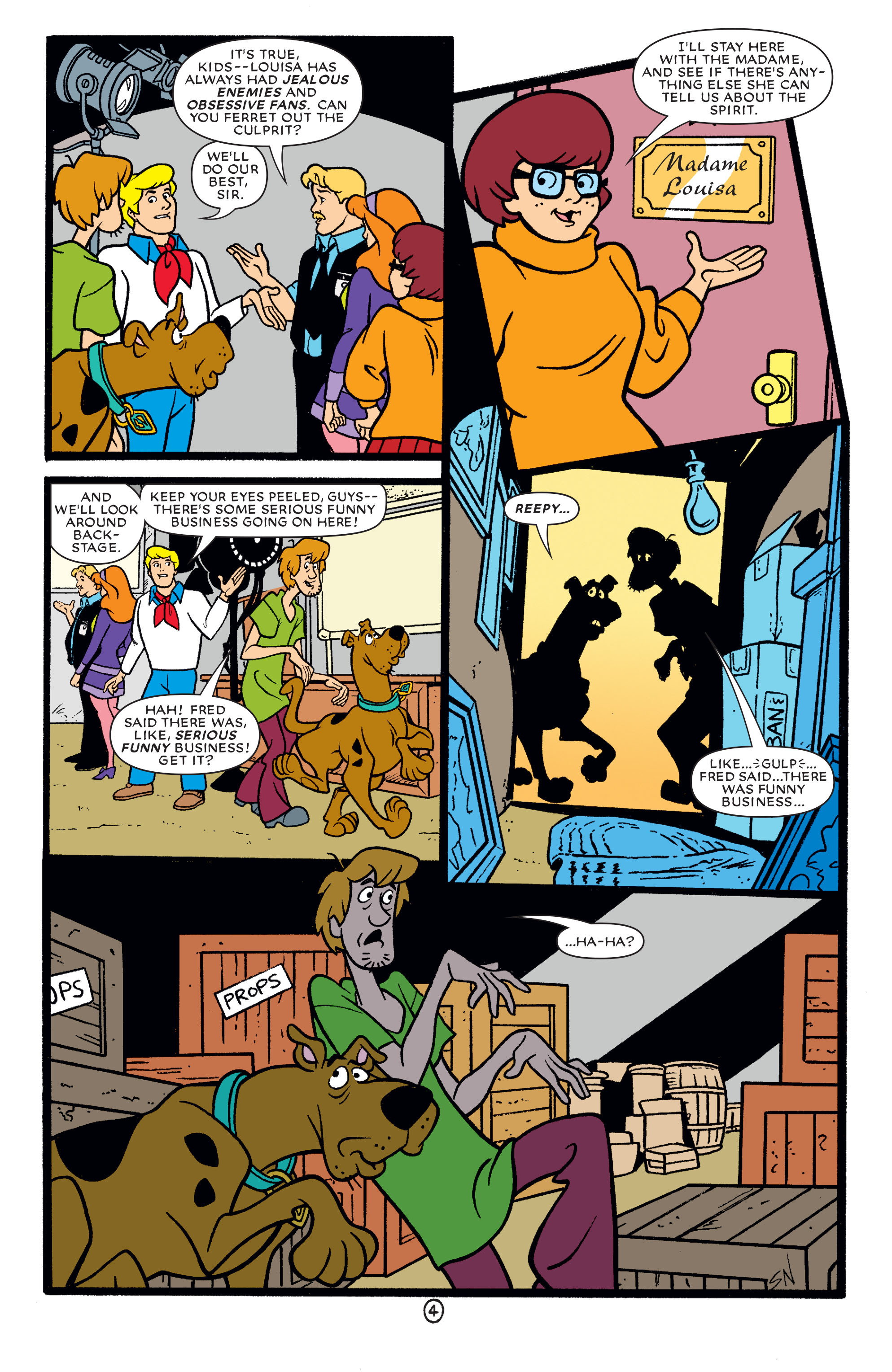 Read online Scooby-Doo: Where Are You? comic -  Issue #78 - 15
