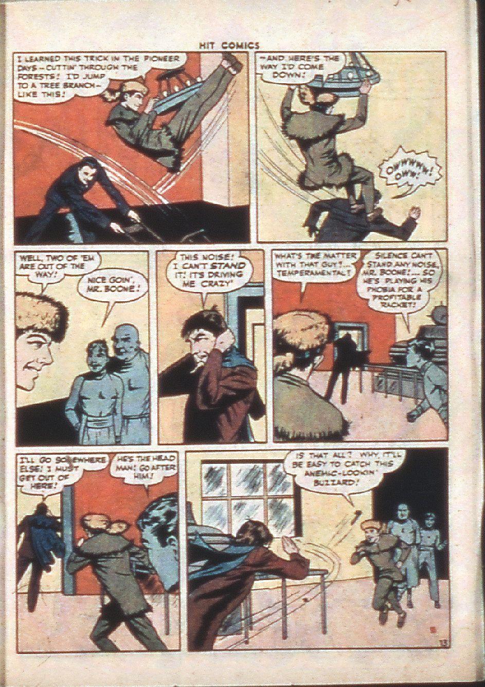 Read online Hit Comics comic -  Issue #37 - 15