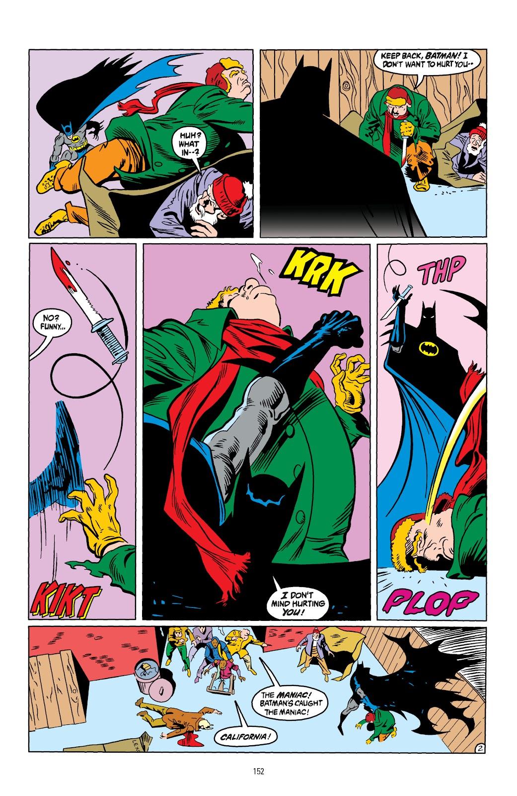 Read online Detective Comics (1937) comic -  Issue # _TPB Batman - The Dark Knight Detective 2 (Part 2) - 54