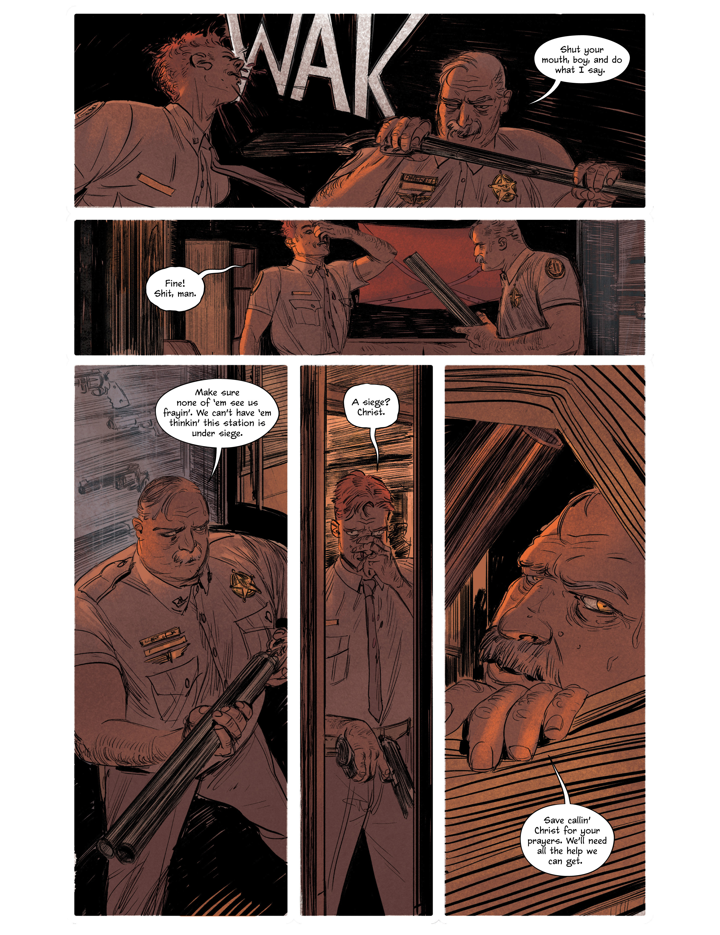 Read online Image comic -  Issue #14 - 41