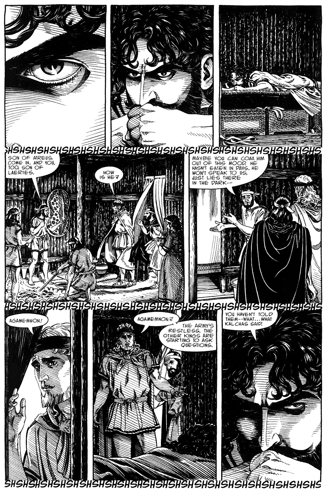 Age of Bronze issue 17 - Page 6