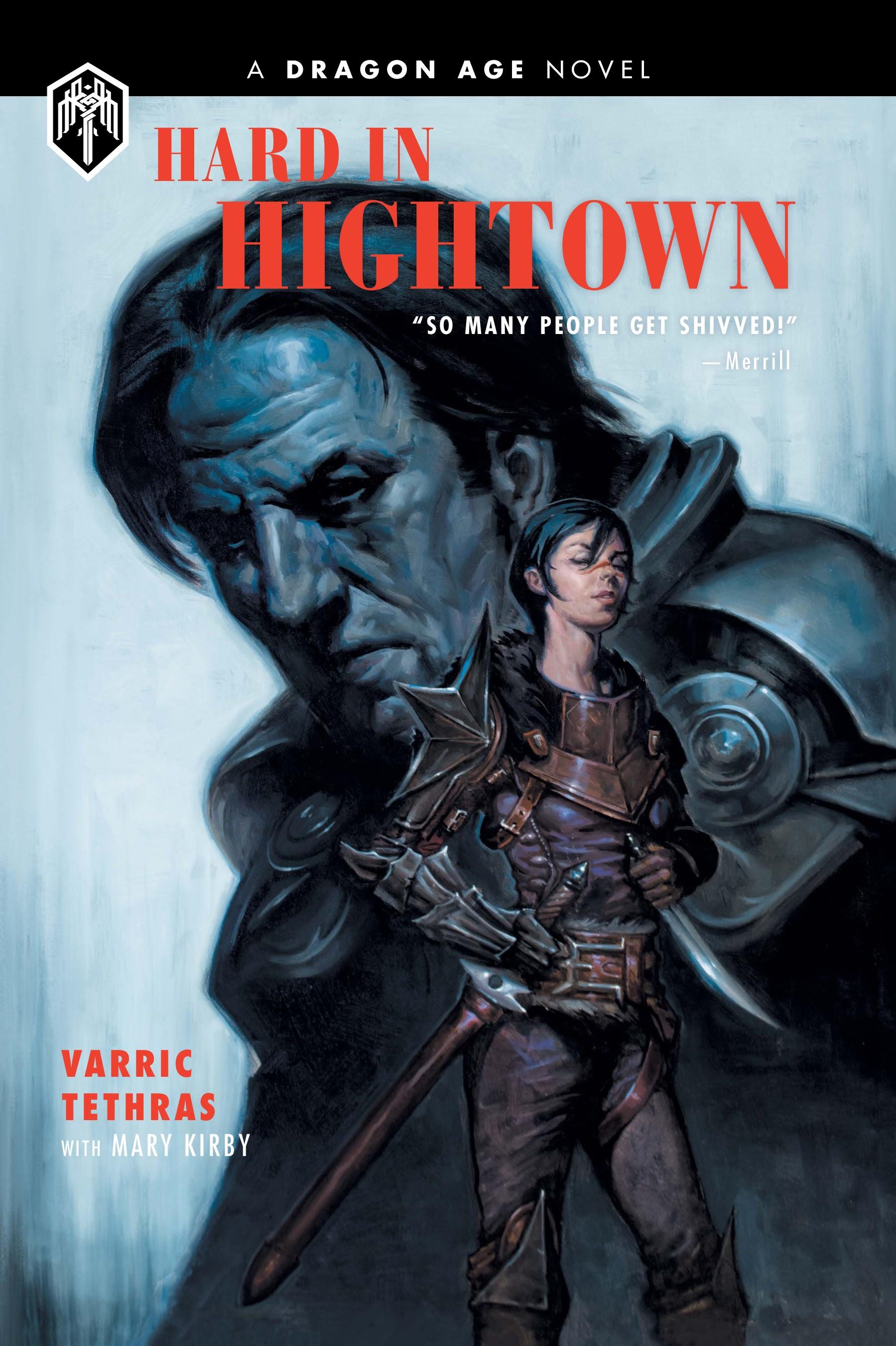 Dragon Age: Hard in Hightown TPB Page 1