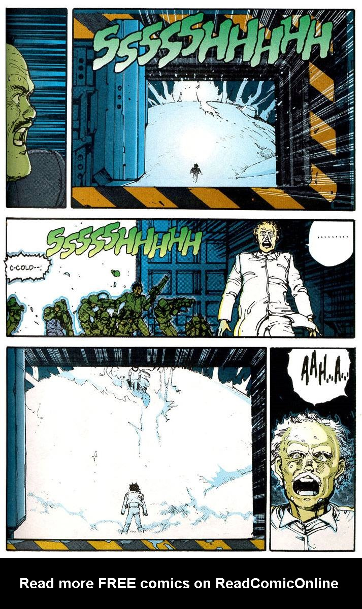 Read online Akira comic -  Issue #11 - 7