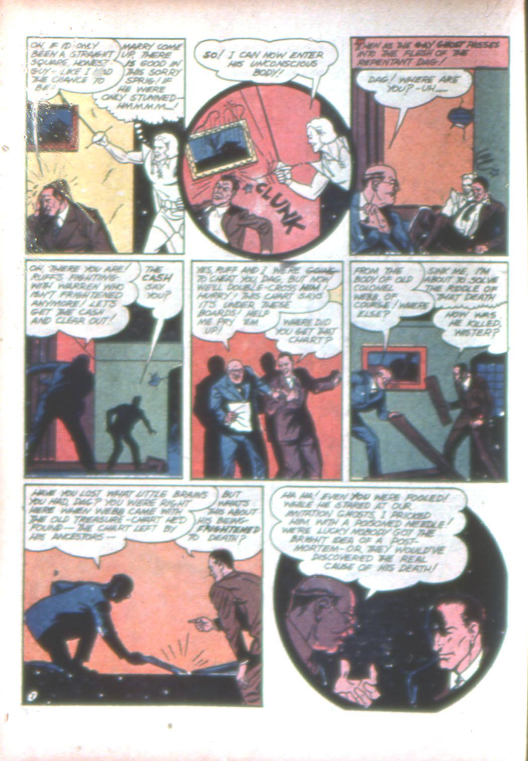 Read online Sensation (Mystery) Comics comic -  Issue #15 - 32