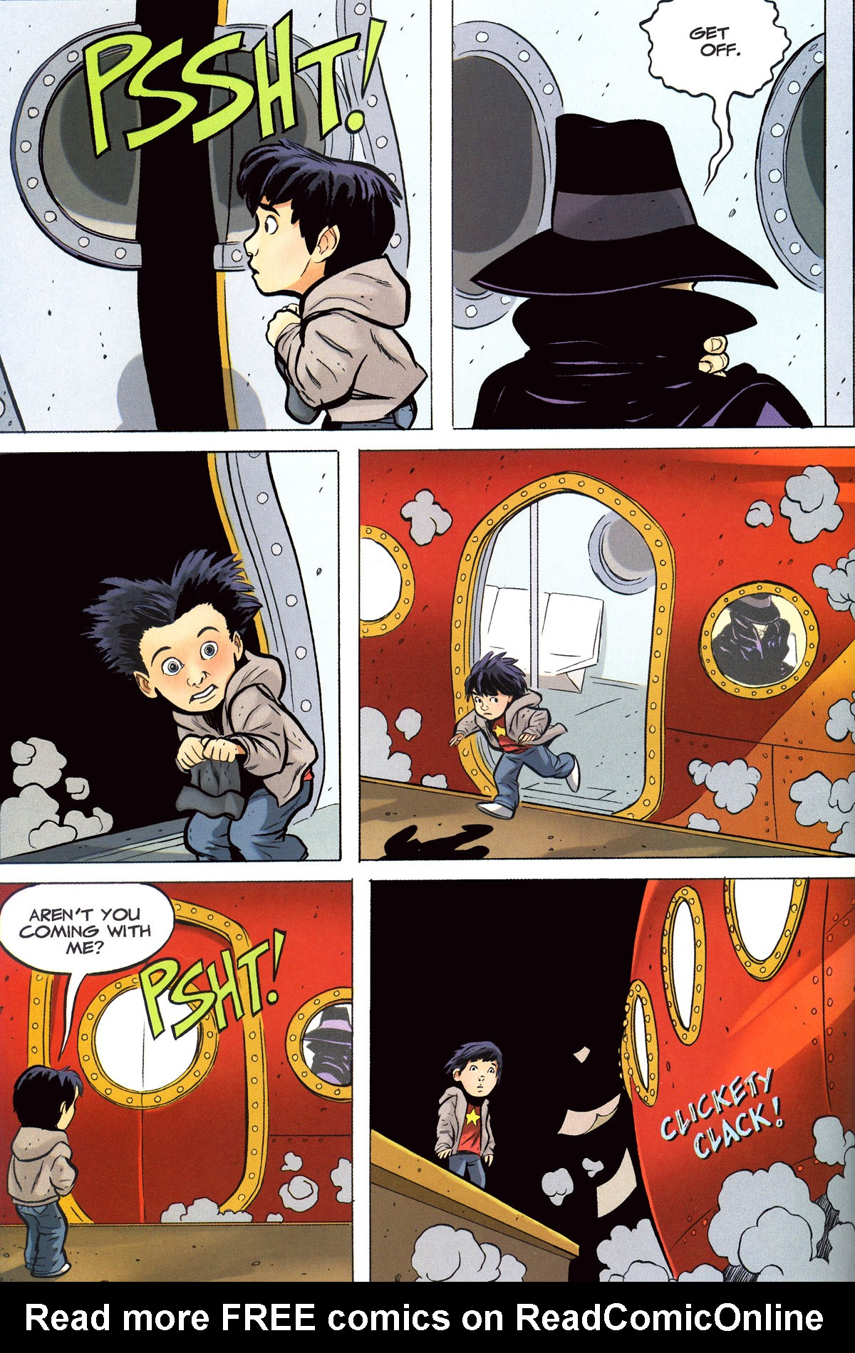 Read online Shazam!: The Monster Society of Evil comic -  Issue #1 - 16