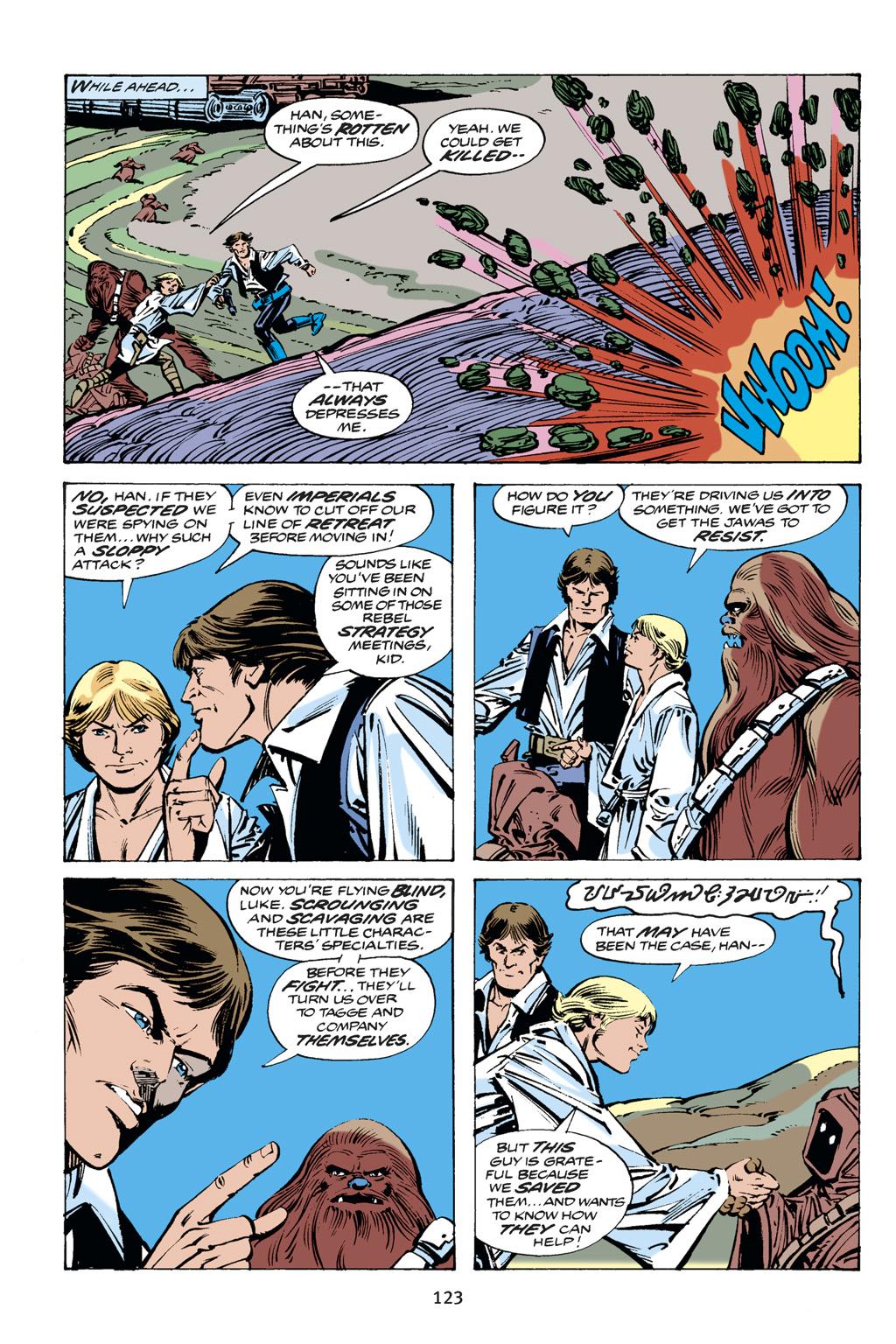 Read online Star Wars Omnibus comic -  Issue # Vol. 14 - 123