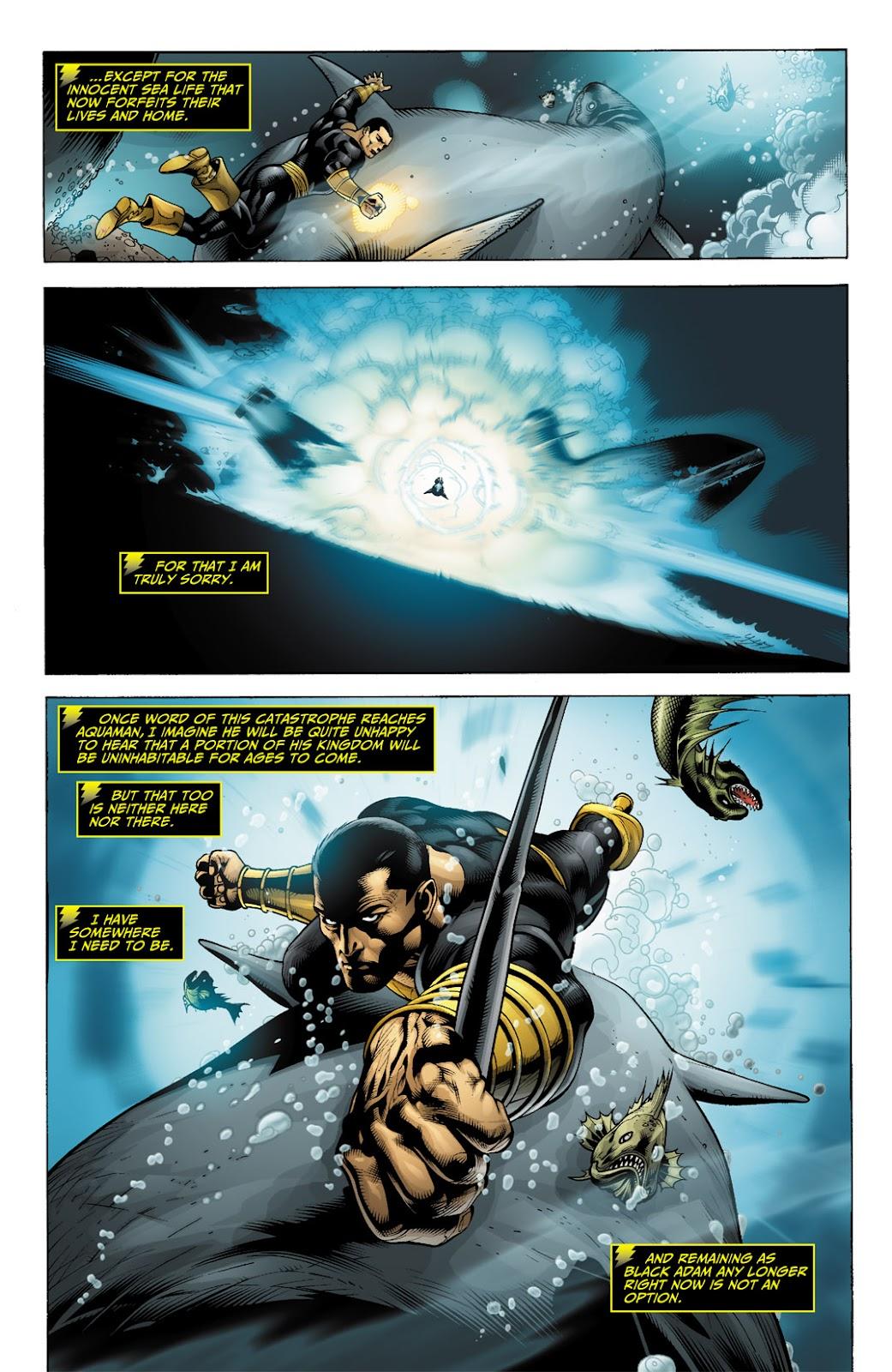 Black Adam: The Dark Age issue 5 - Page 6