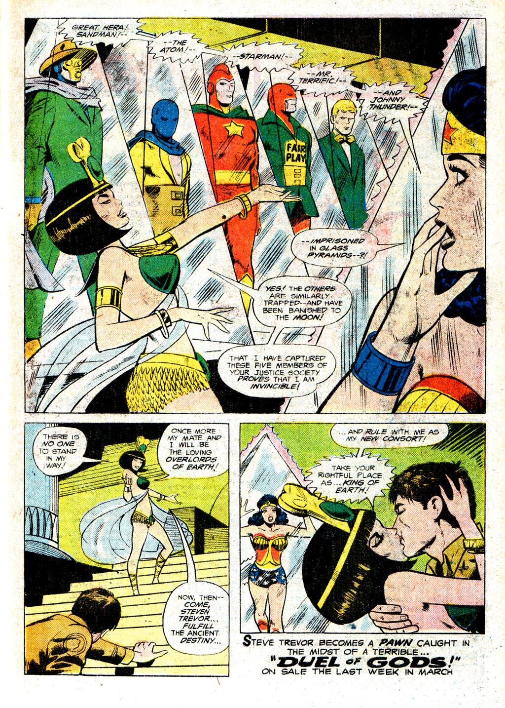 Read online Wonder Woman (1942) comic -  Issue #231 - 29
