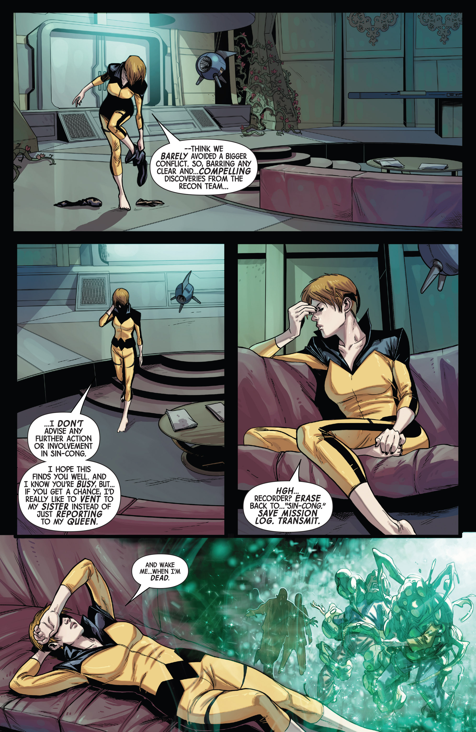 Read online All-New Inhumans comic -  Issue #2 - 18