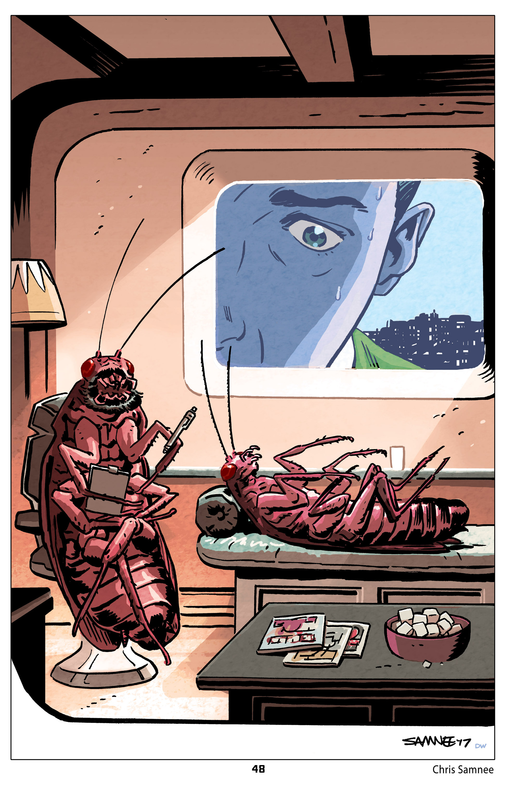 Read online Paklis comic -  Issue #1 - 49