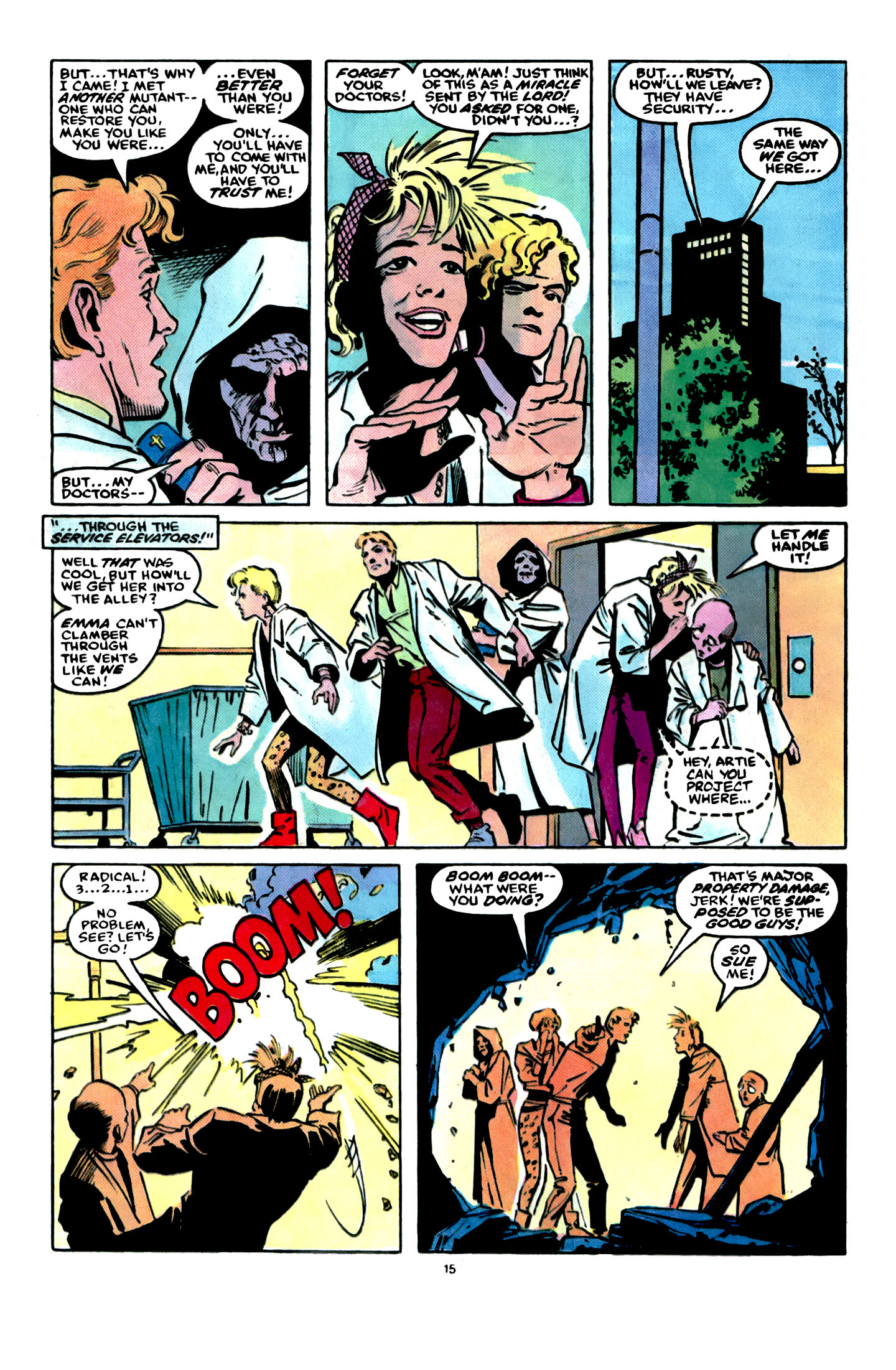 Read online X-Factor (1986) comic -  Issue #16 - 16