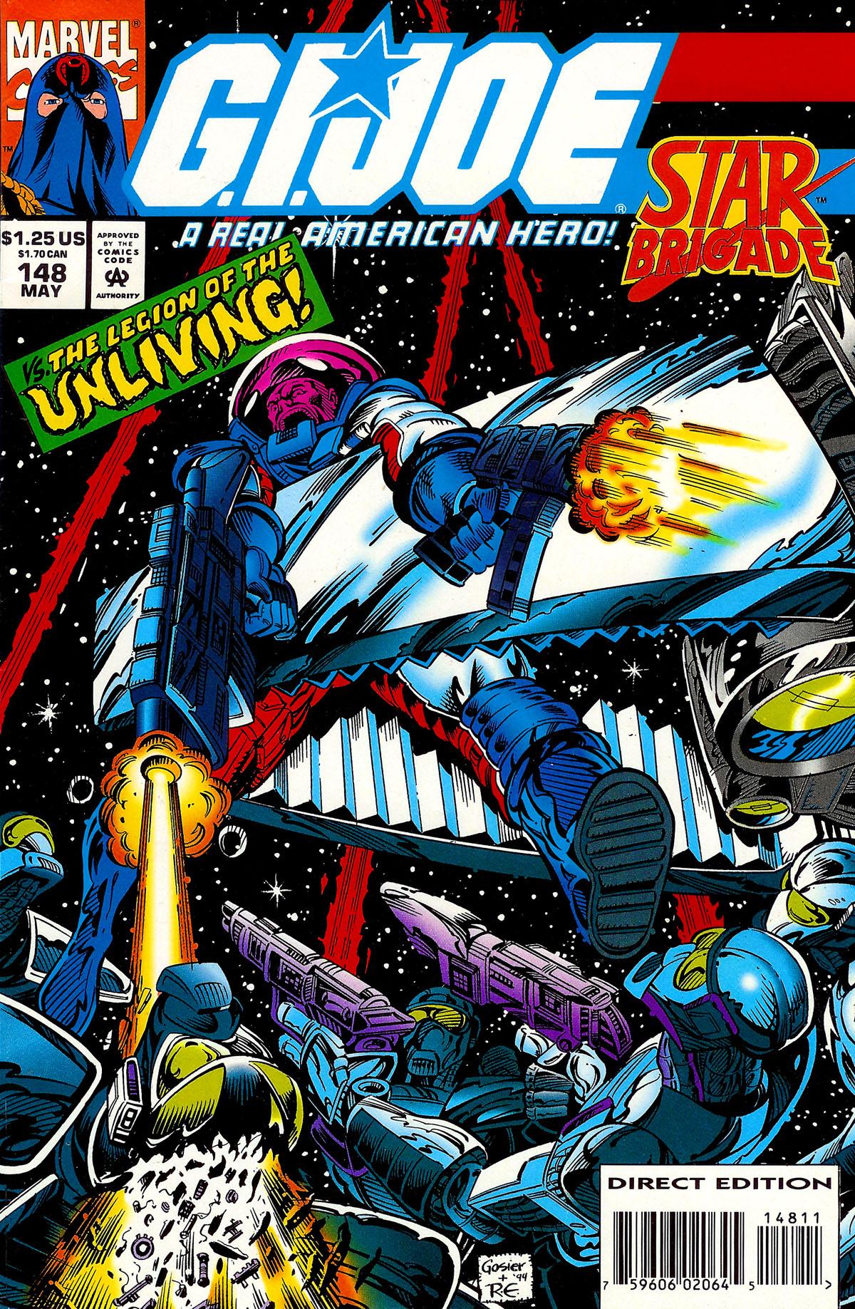 G.I. Joe: A Real American Hero 148 Page 1