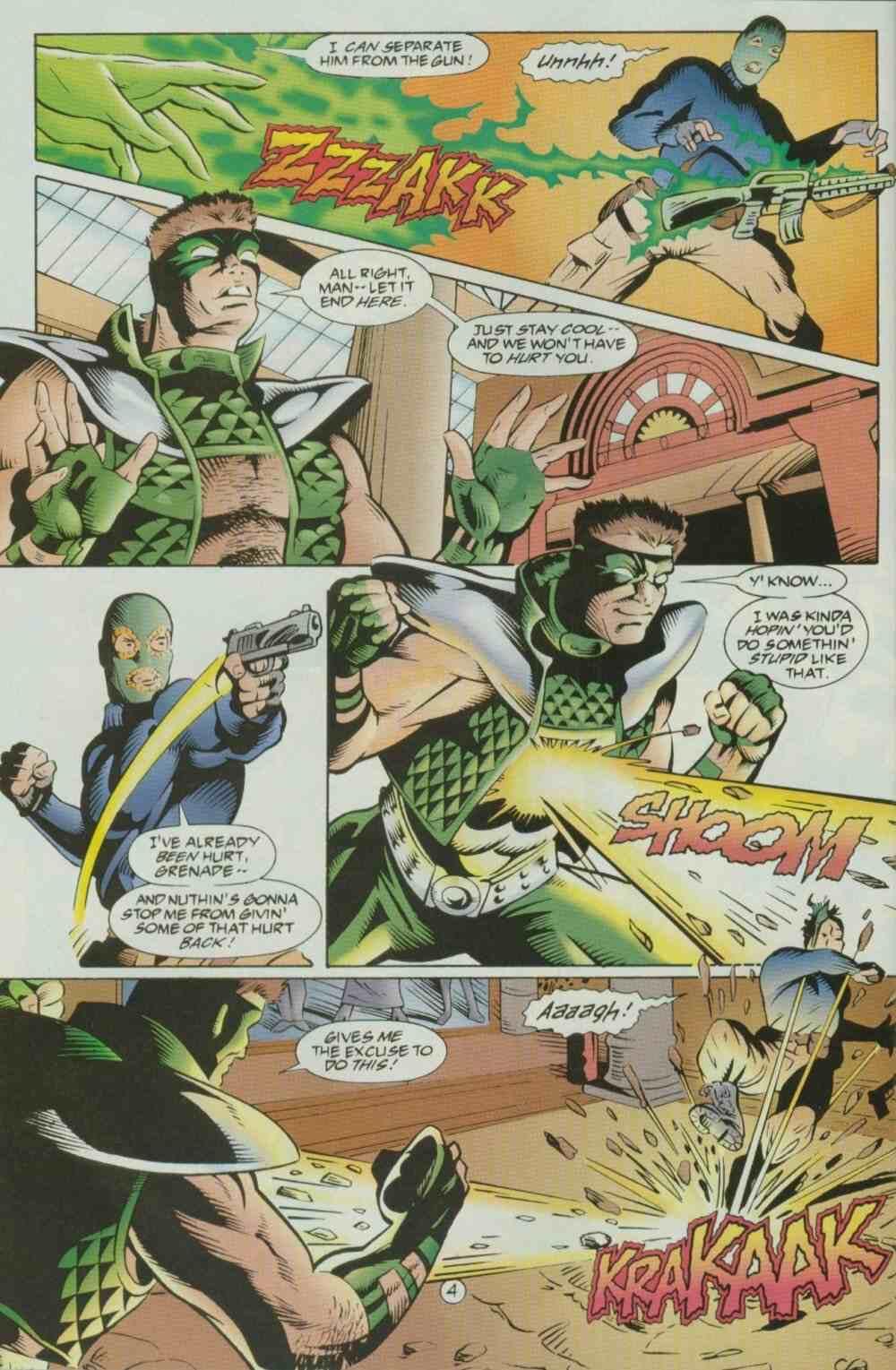 Read online Ultraverse Premiere comic -  Issue #8 - 26