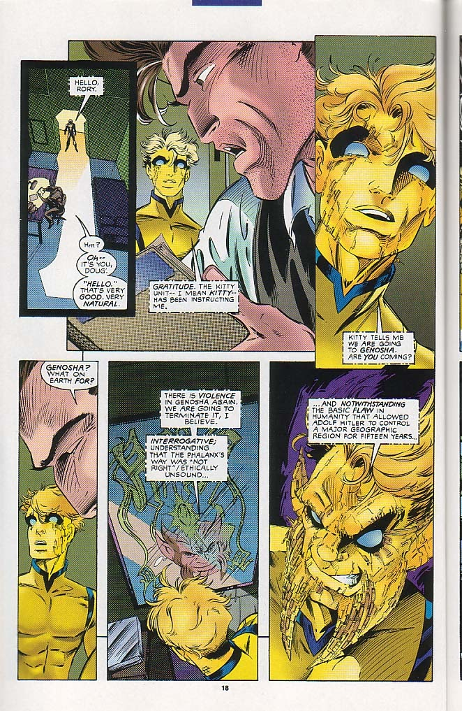 Excalibur (1988) issue 86 - Page 13