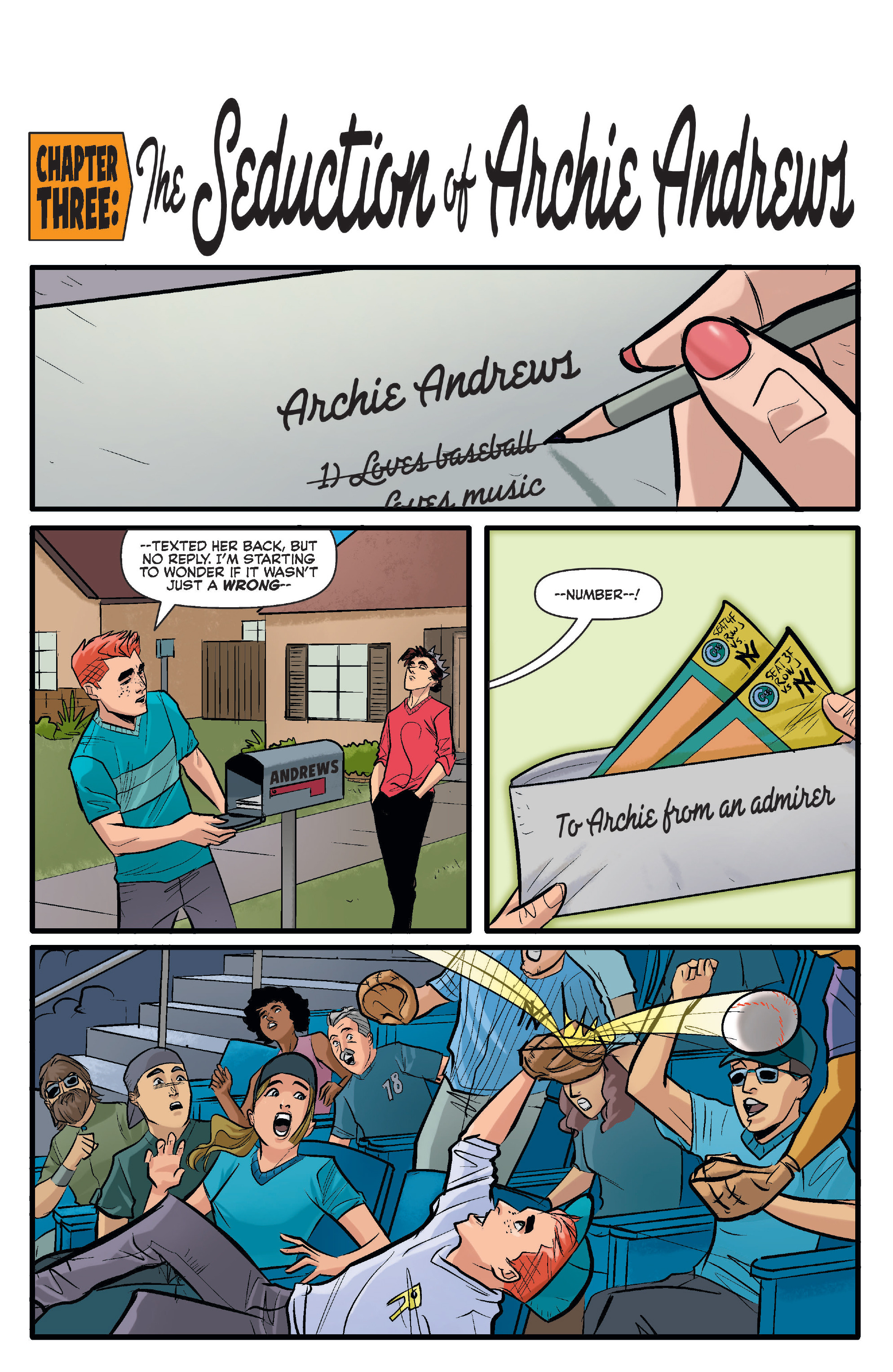 Read online Archie (2015) comic -  Issue #17 - 11