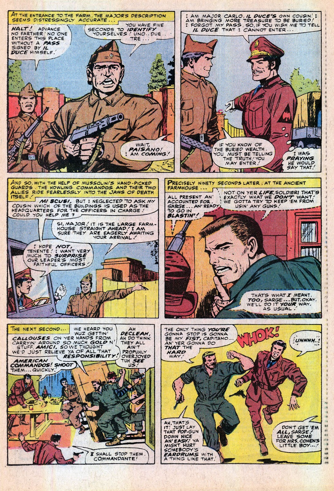 Sgt. Fury issue _Special_7 - Page 40