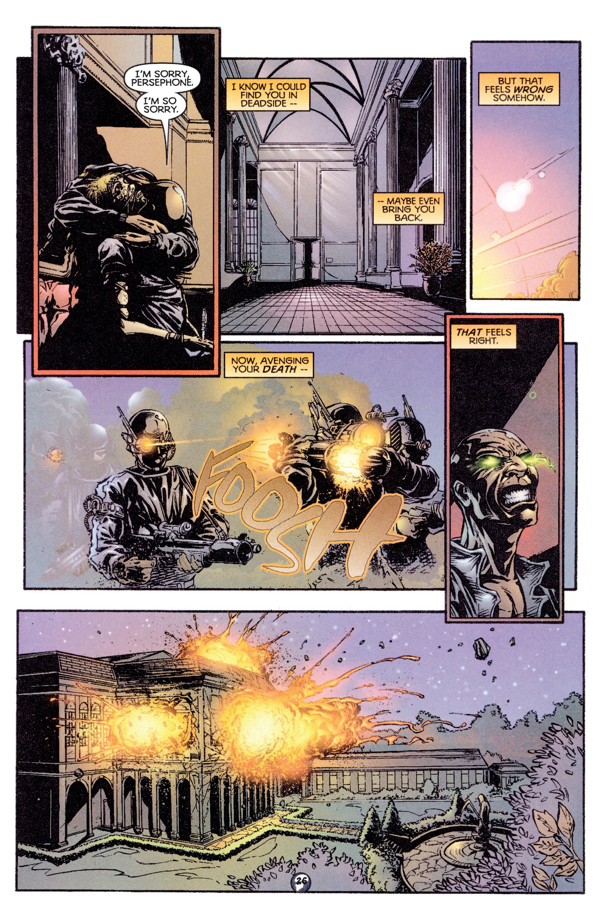 Read online Shadowman (1997) comic -  Issue #16 - 22