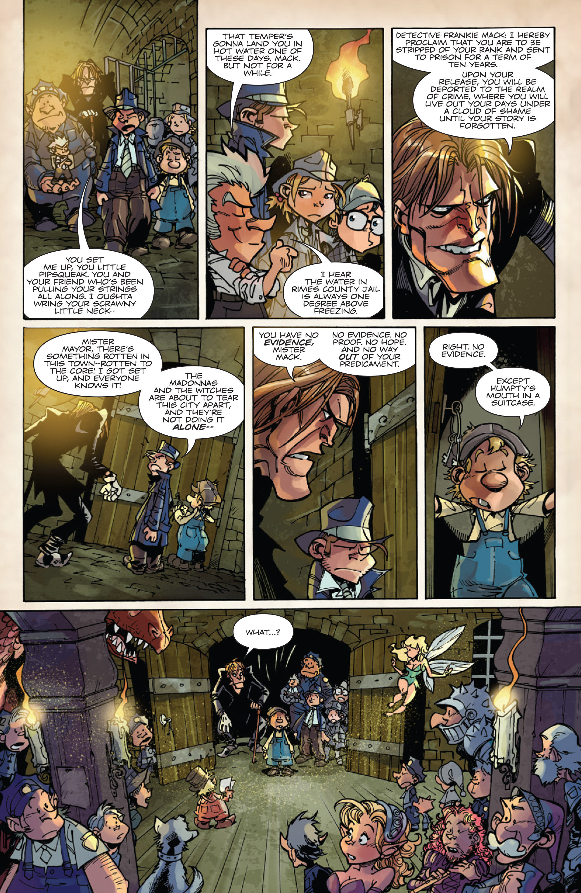 Read online Fiction Squad comic -  Issue #5 - 7