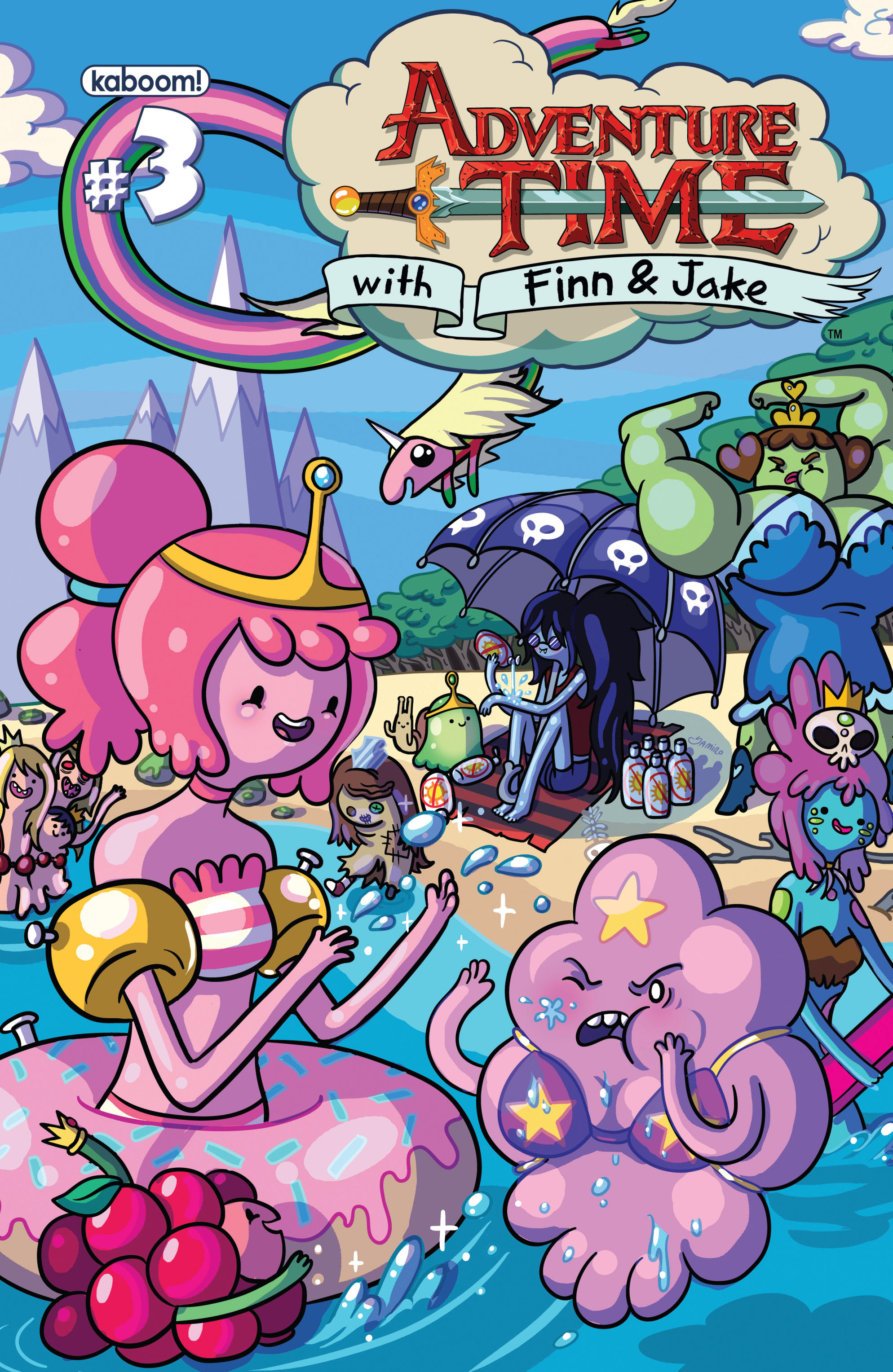Read online Adventure Time comic -  Issue #3 - 2