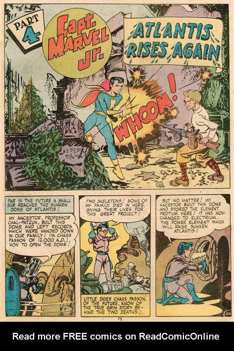 Read online Shazam! (1973) comic -  Issue #12 - 64