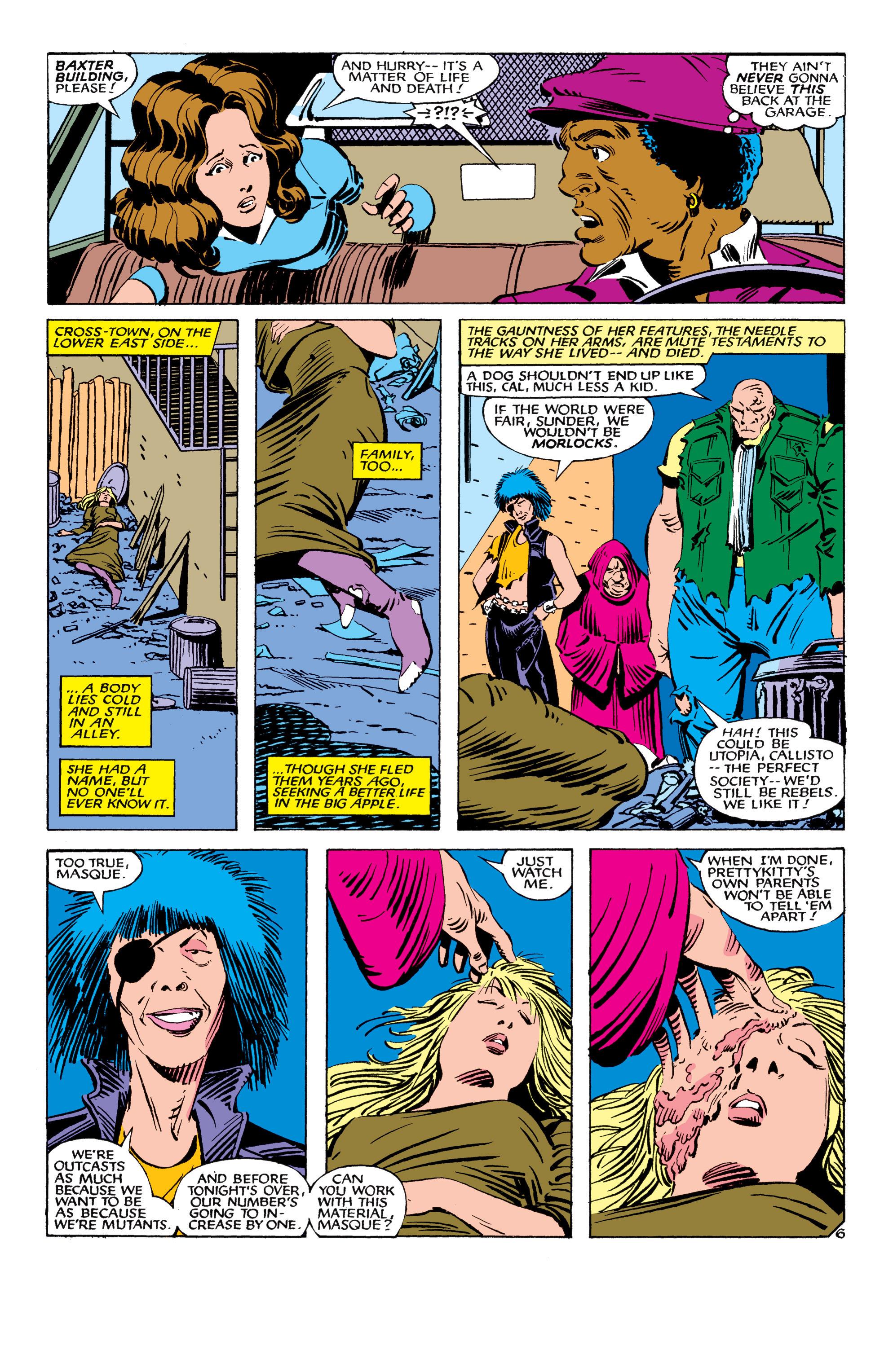 Read online Uncanny X-Men (1963) comic -  Issue #178 - 7