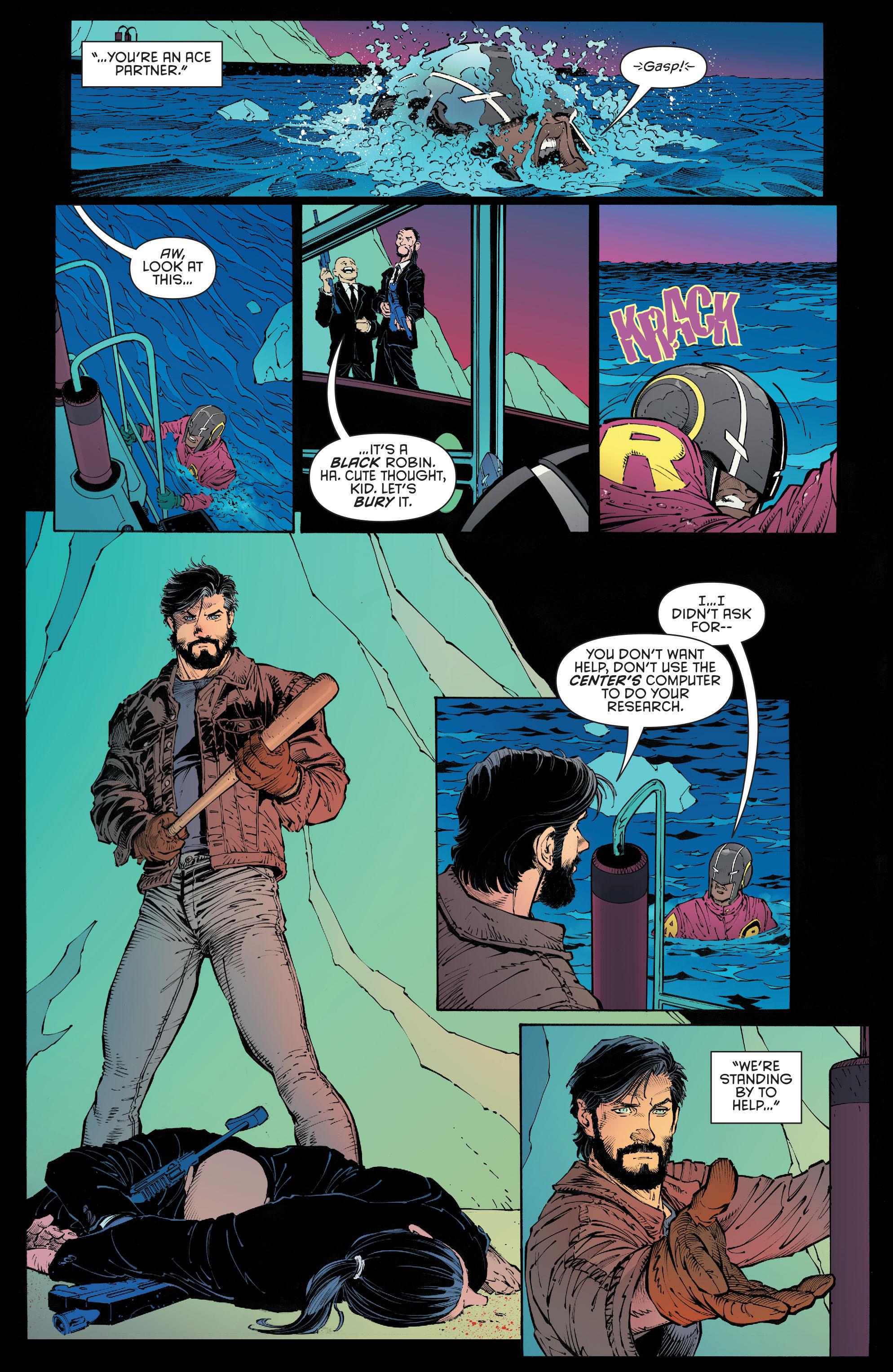 Read online Batman (2011) comic -  Issue # _TPB 9 - 40