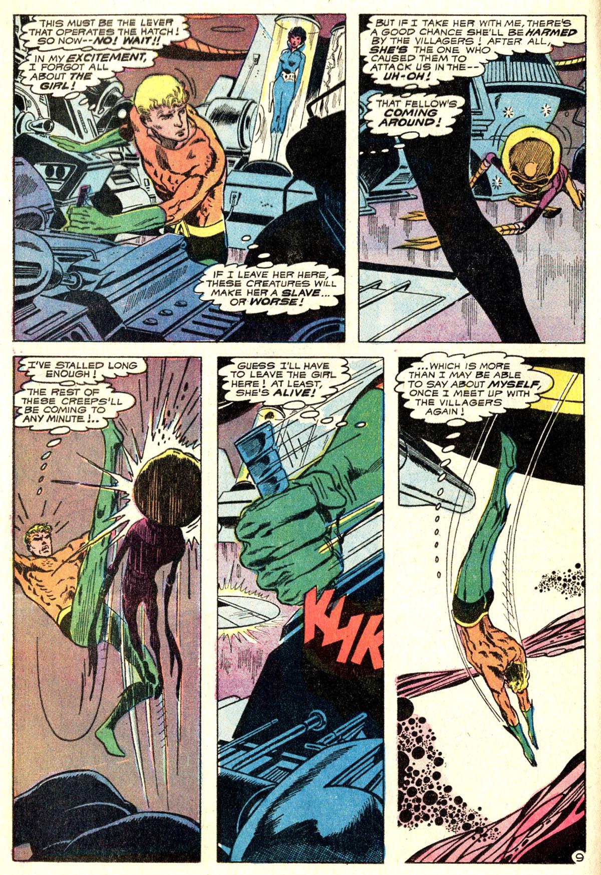 Read online Aquaman (1962) comic -  Issue #52 - 12