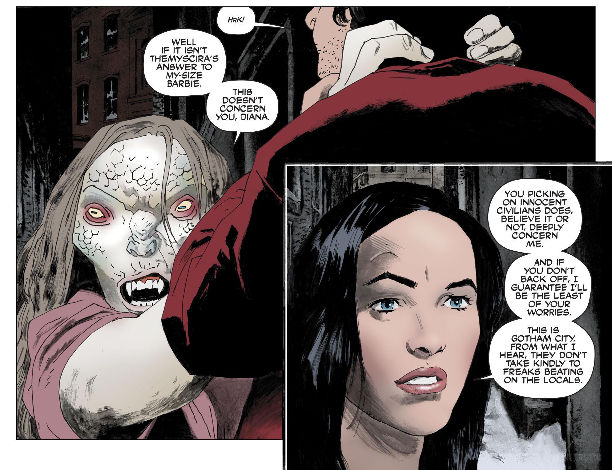 Read online Sensation Comics Featuring Wonder Woman comic -  Issue #36 - 6