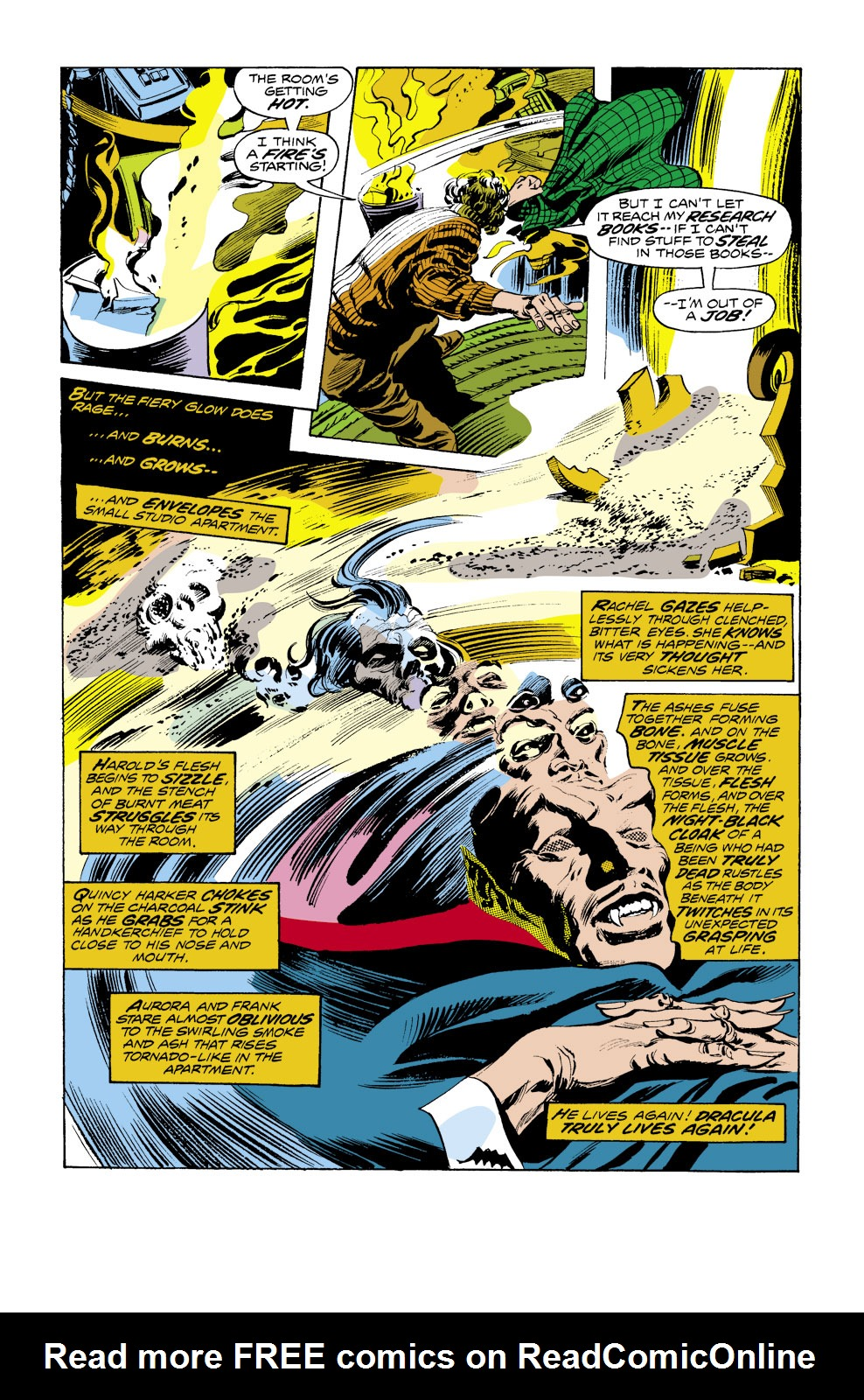 Tomb of Dracula (1972) issue 41 - Page 5