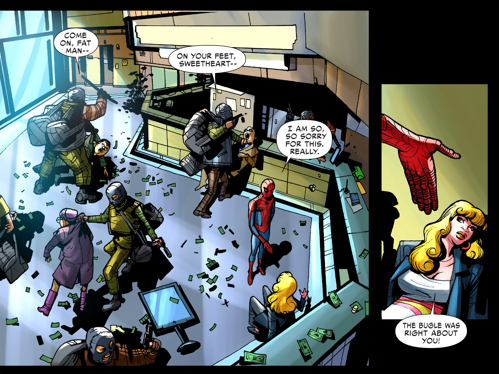 Read online Amazing Spider-Man: Who Am I? comic -  Issue # Full (Part 1) - 30