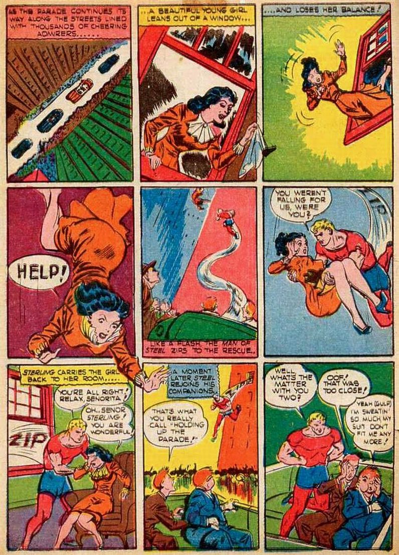 Zip Comics issue 19 - Page 4