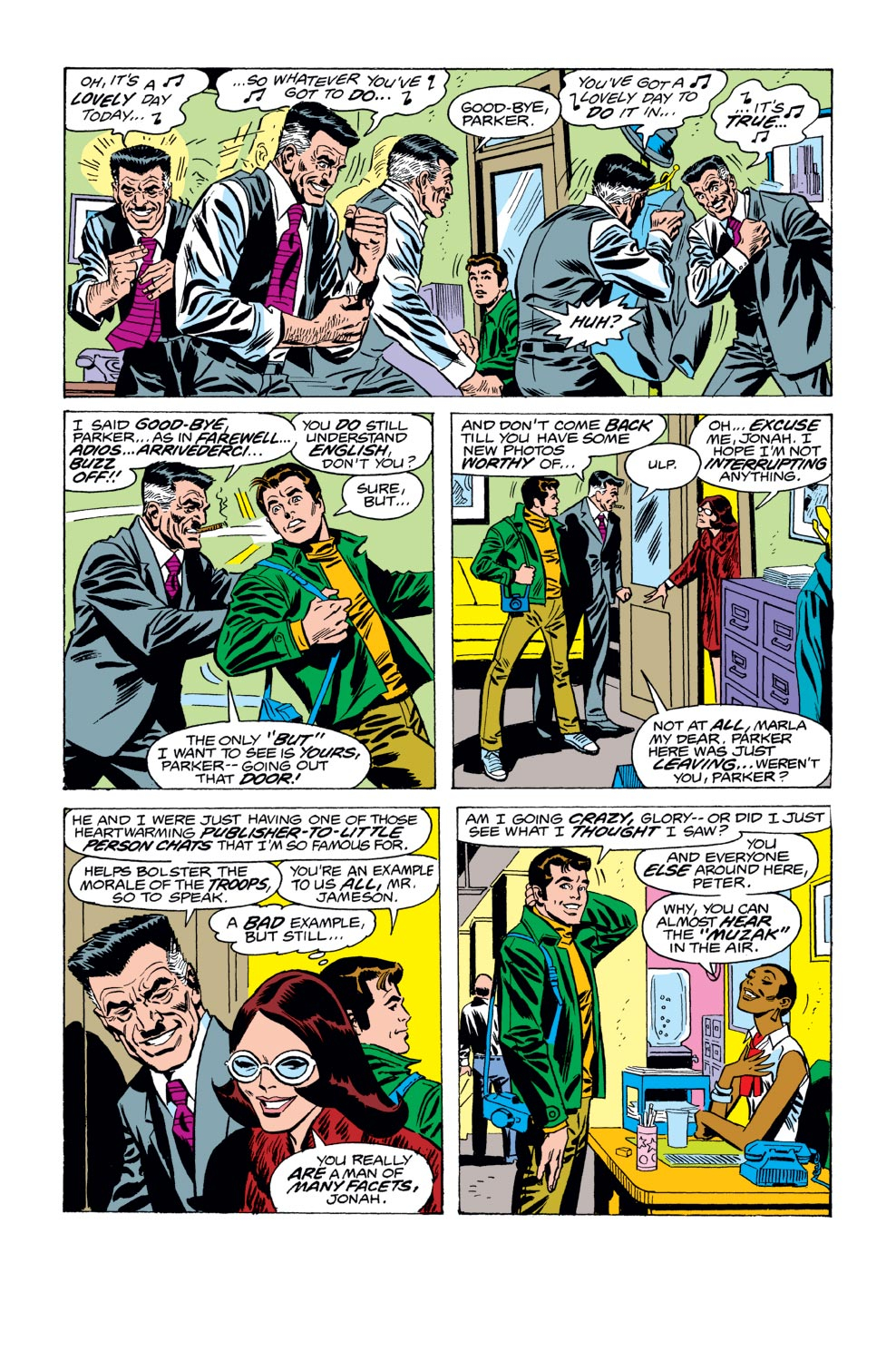 The Amazing Spider-Man (1963) 172 Page 9